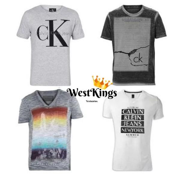 335b13e567c68 Kit com 10 Camisetas Masculinas para Revenda