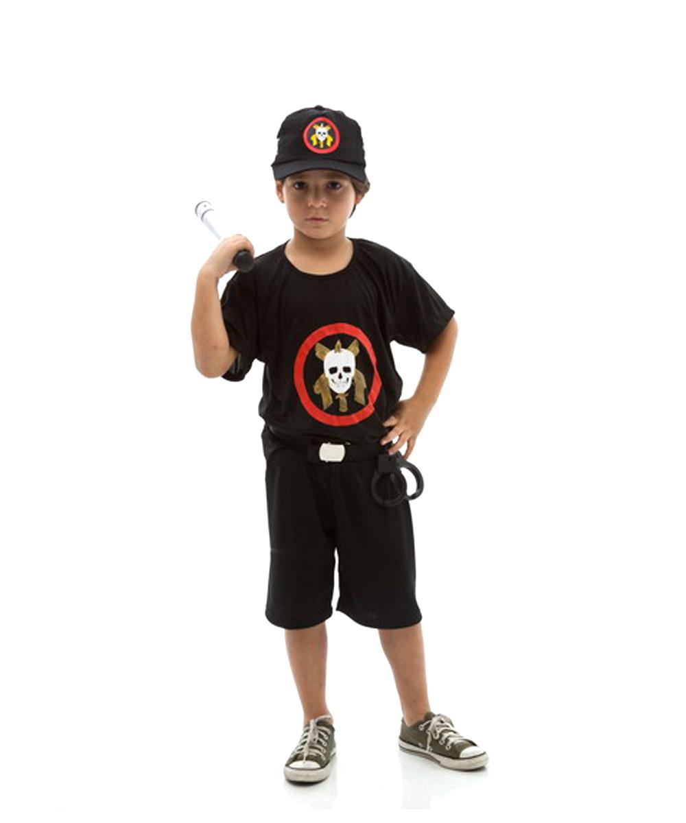 06a6587279 Fantasia de Policial Infantil | Elo7