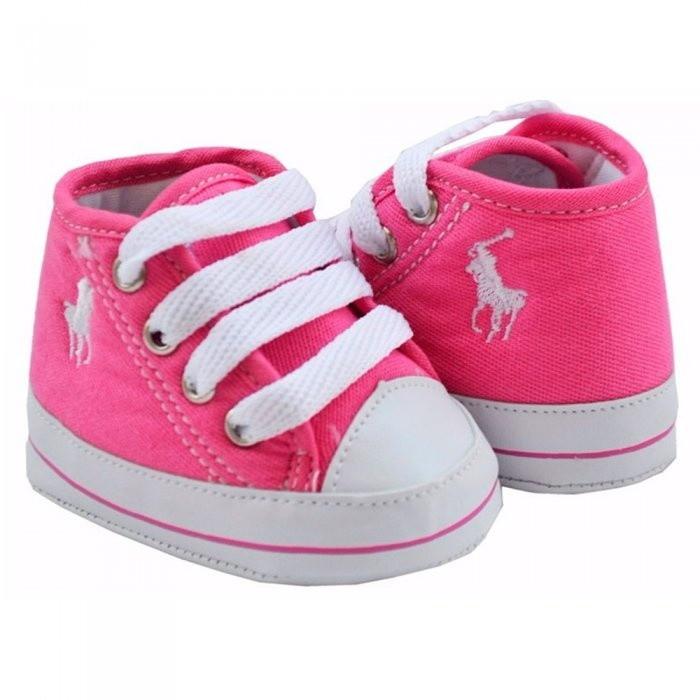 9a46e7a562 Tenis Bebe Rosa Pink
