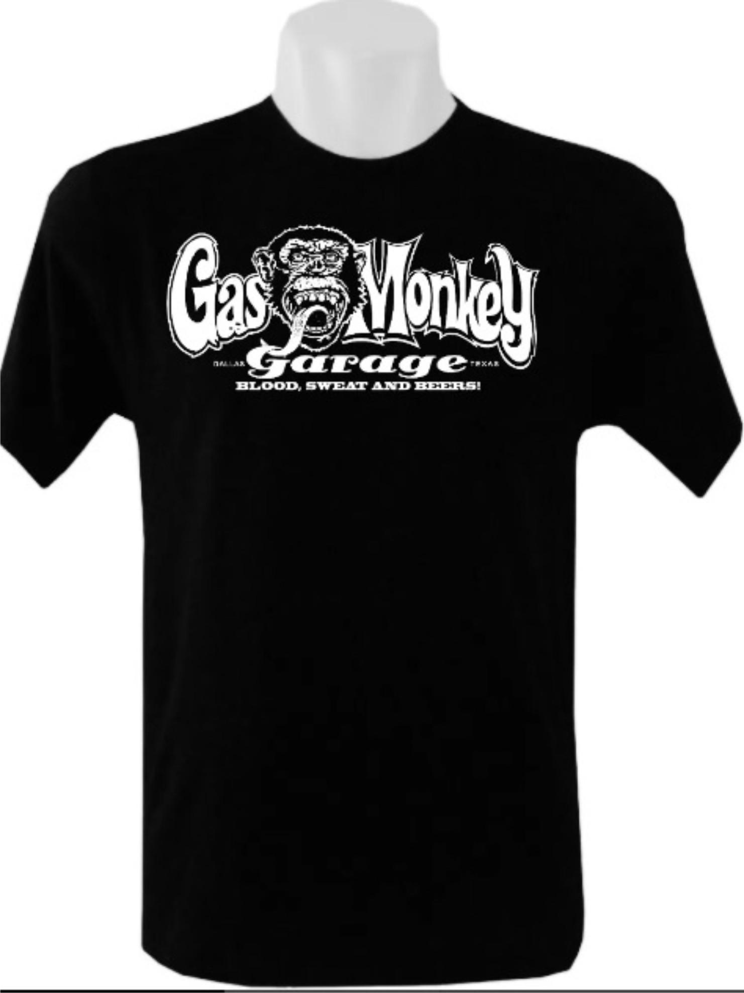 6e669740b Camisa Gás Monkey