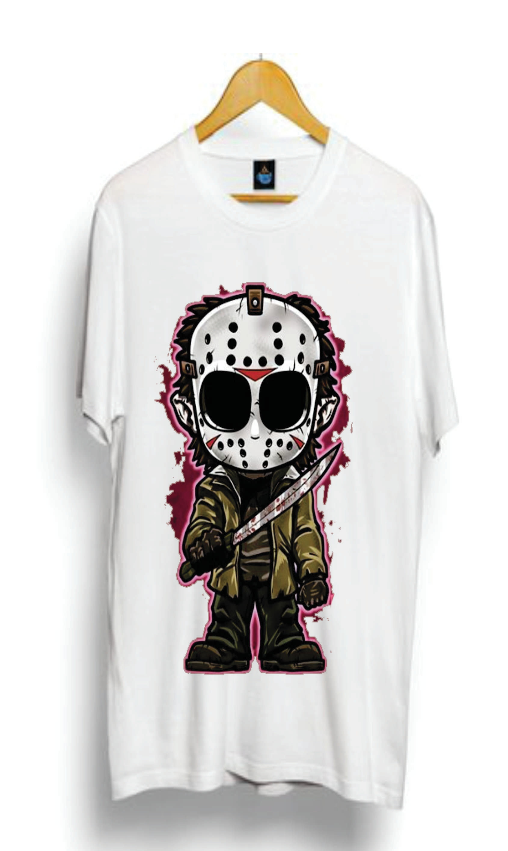 Camiseta Jason Sexta Feira 13 No Elo7 Ousadia 16 O16 E9e33c