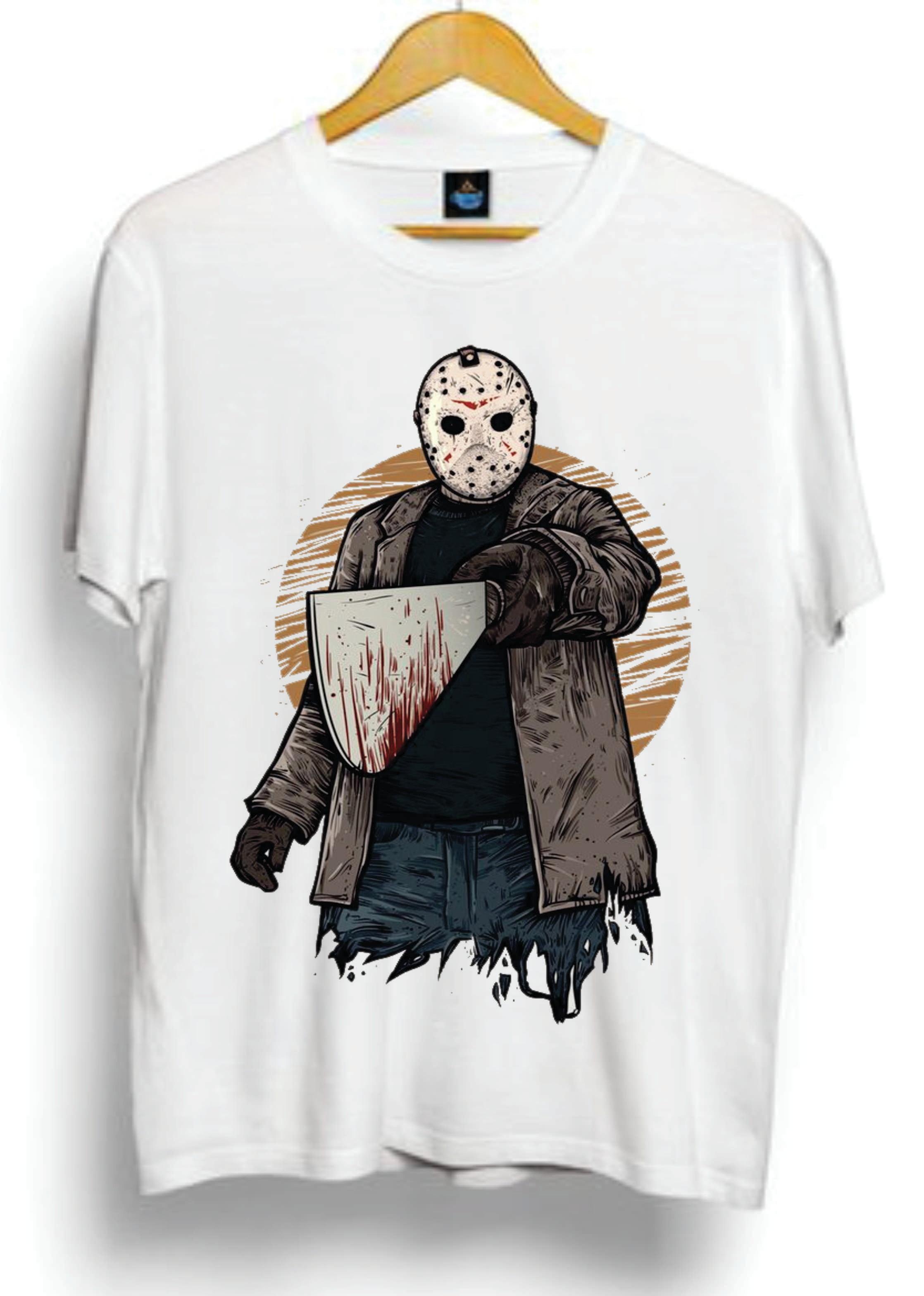 Camiseta Jason Sexta Feira 13 No Elo7 Ousadia 16 O16 E9e3c9