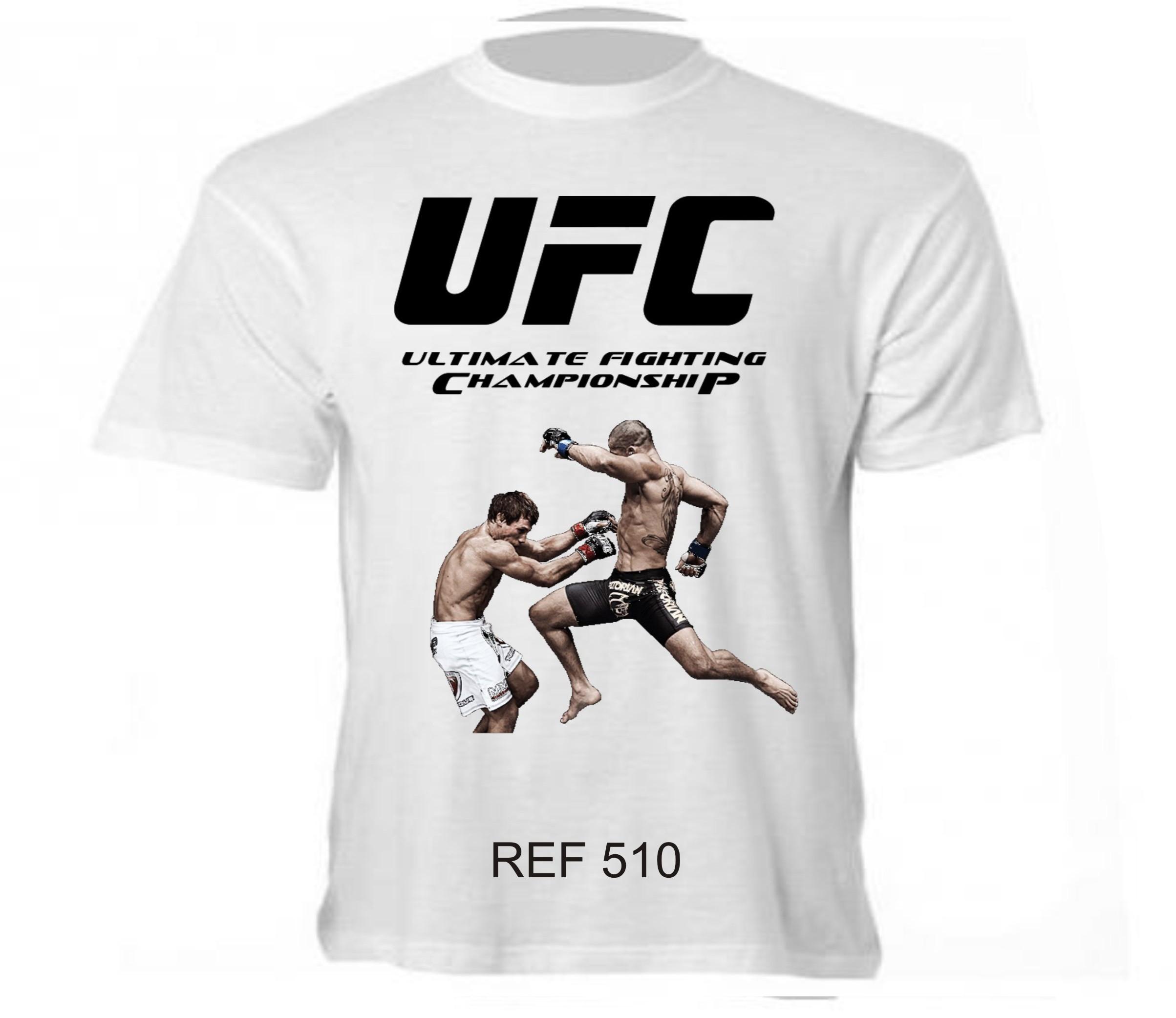 945e942ec Camisa Mcgregor Ufc Mma Luta