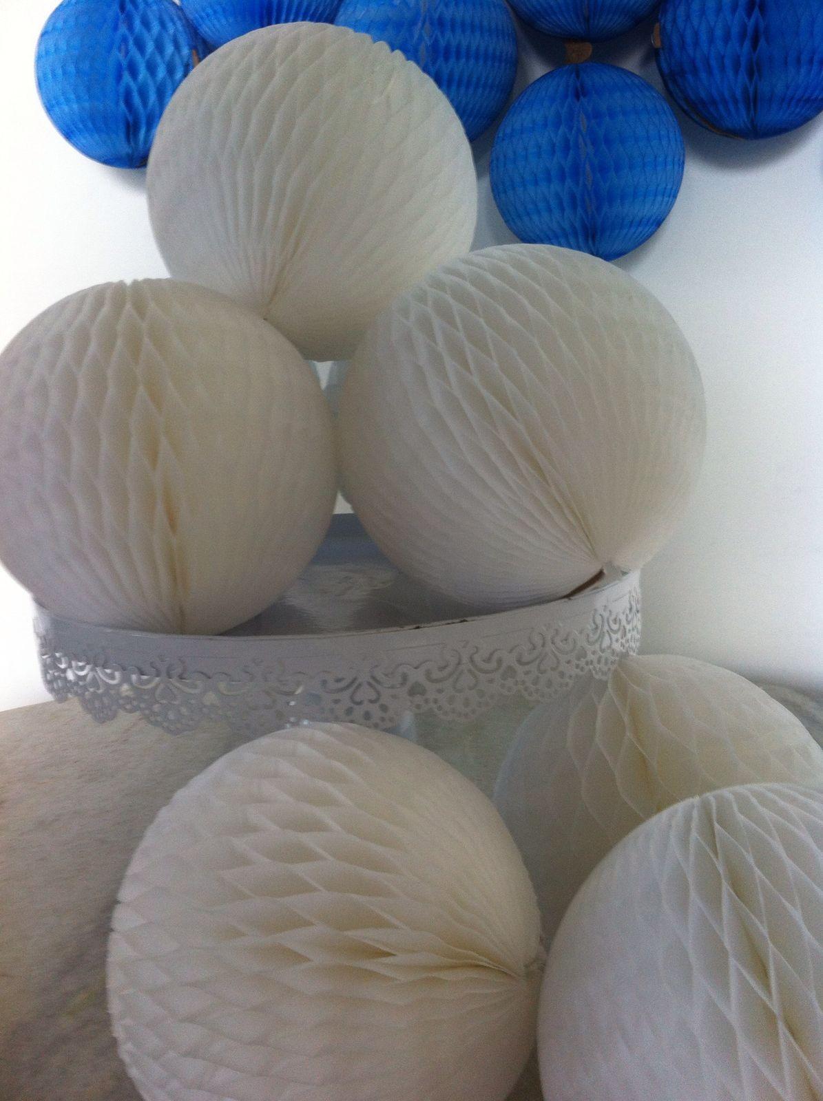 d29e49e0bd485 Bolas de Papel de seda Diversas cores - bola personalizada no Elo7 ...
