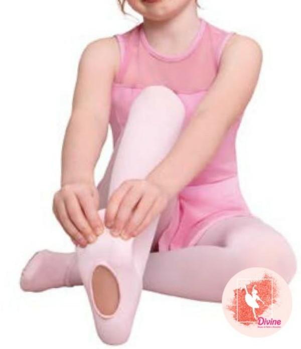 394d8f33b4 Meia Calca Conversivel para Ballet   Elo7