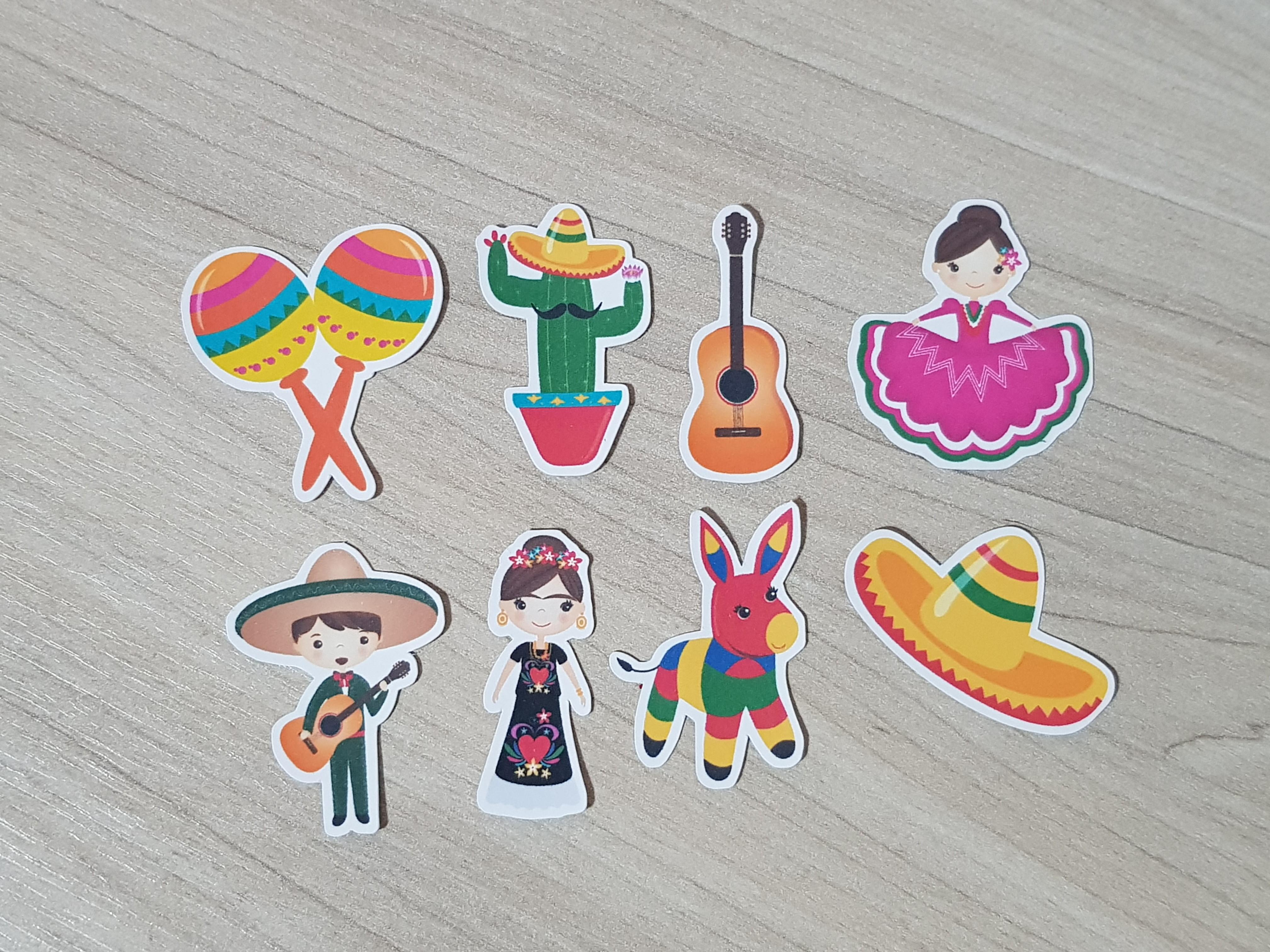 ebf8a26db2155 Decoracao Festa Mexicana