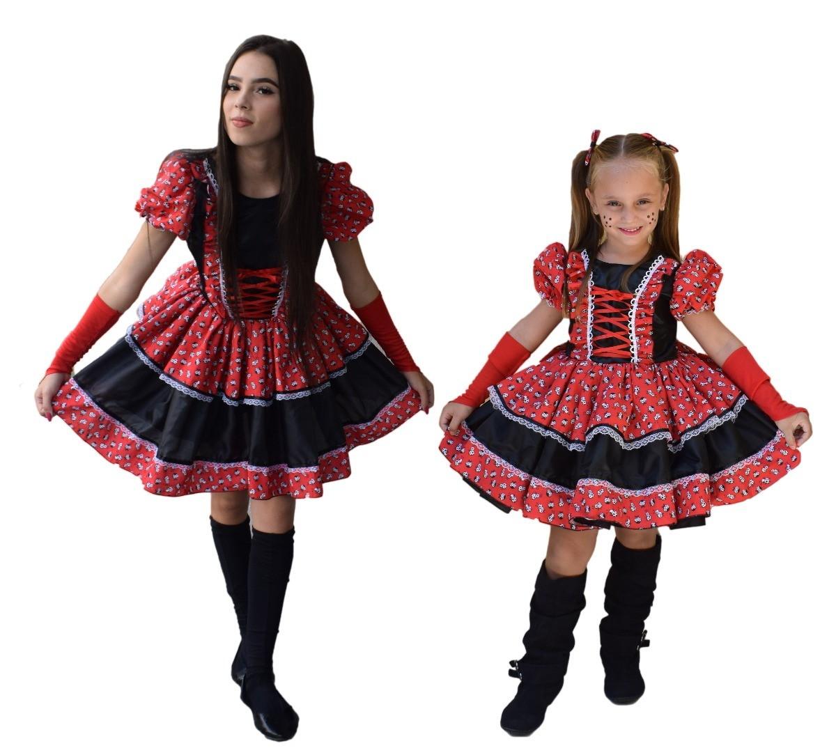 Vestido De Chita Elo7