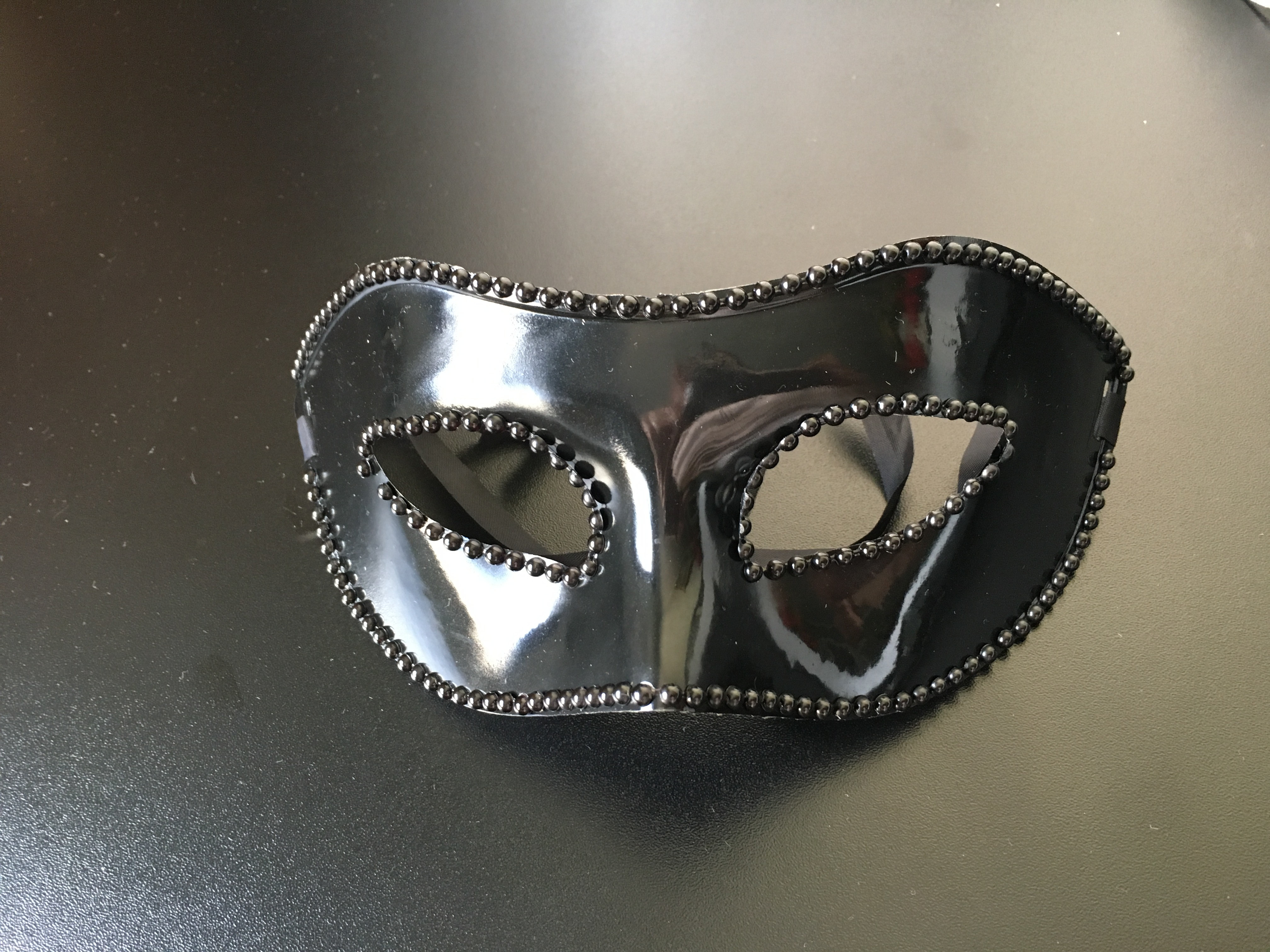 4880b3536e2caa Máscara Masculina cor preta
