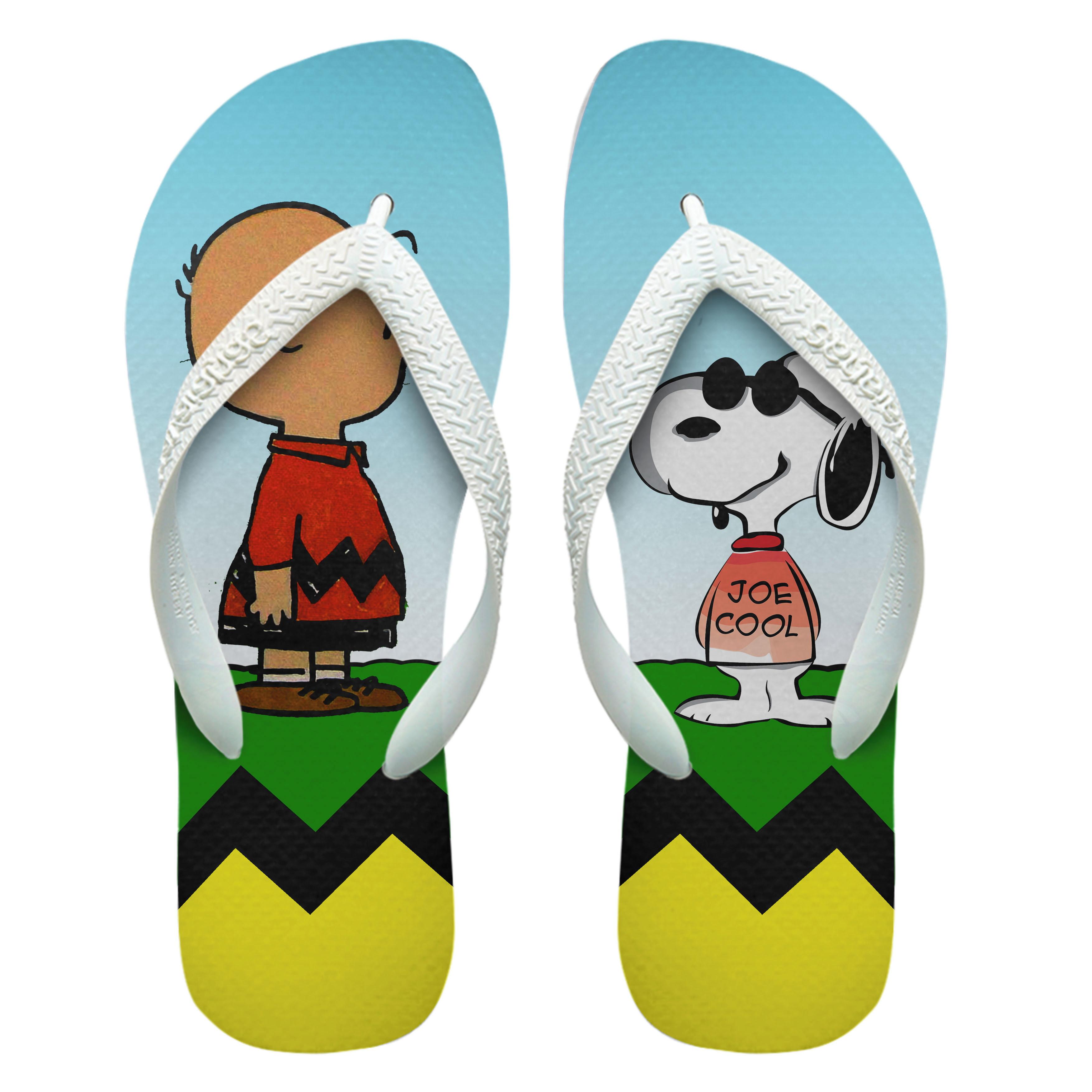 83159fc0a Chinelos Personalizados Havaianas Snoopy e Charlie Brown [3] no Elo7 | Chinelos  Personalizados Print Mix (EBA9CB)