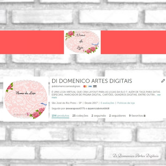 3a14b8643 Layout Lojas Elo 7 Flores