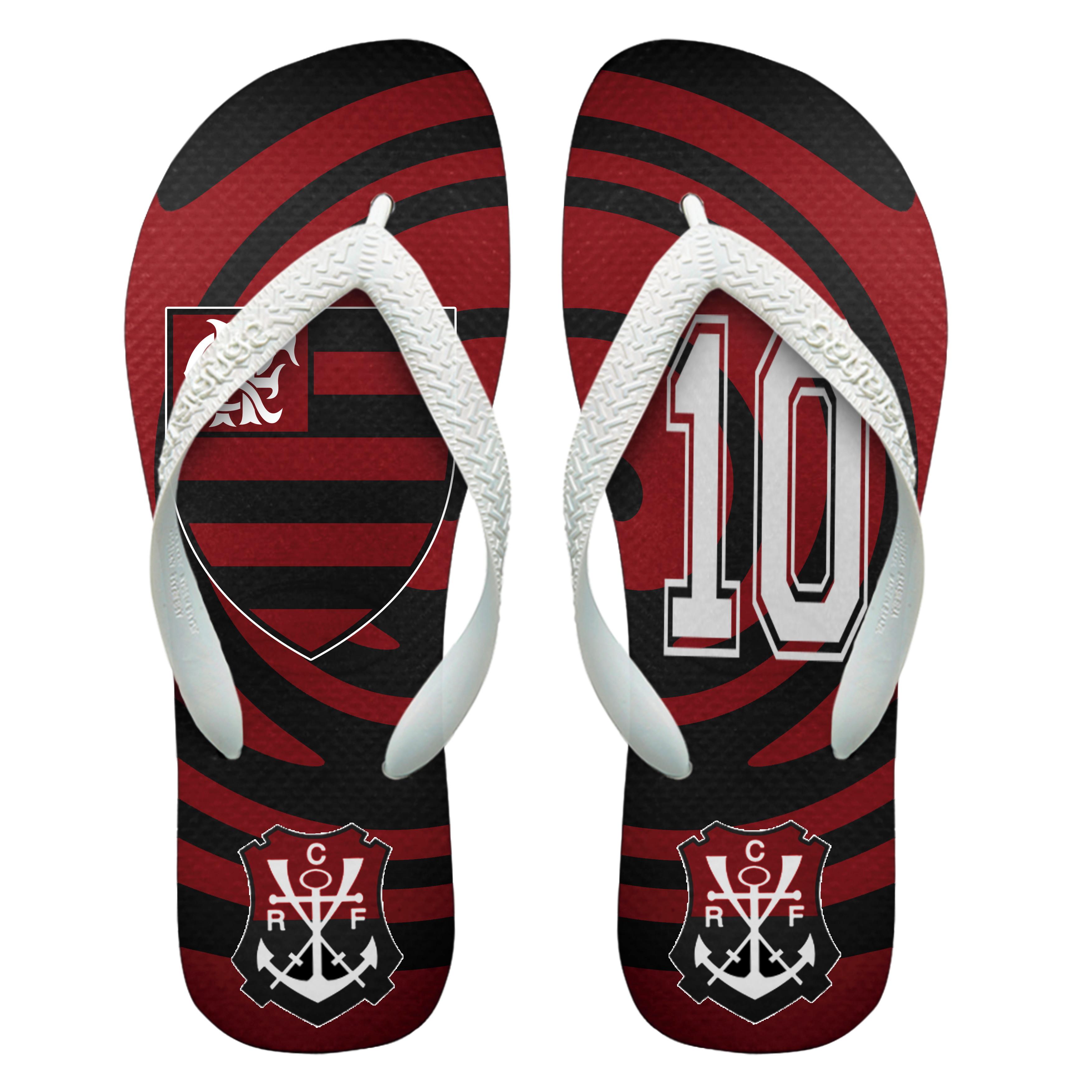 f5c9034b16b692 Chinelos Personalizados Havaianas Flamengo [4]