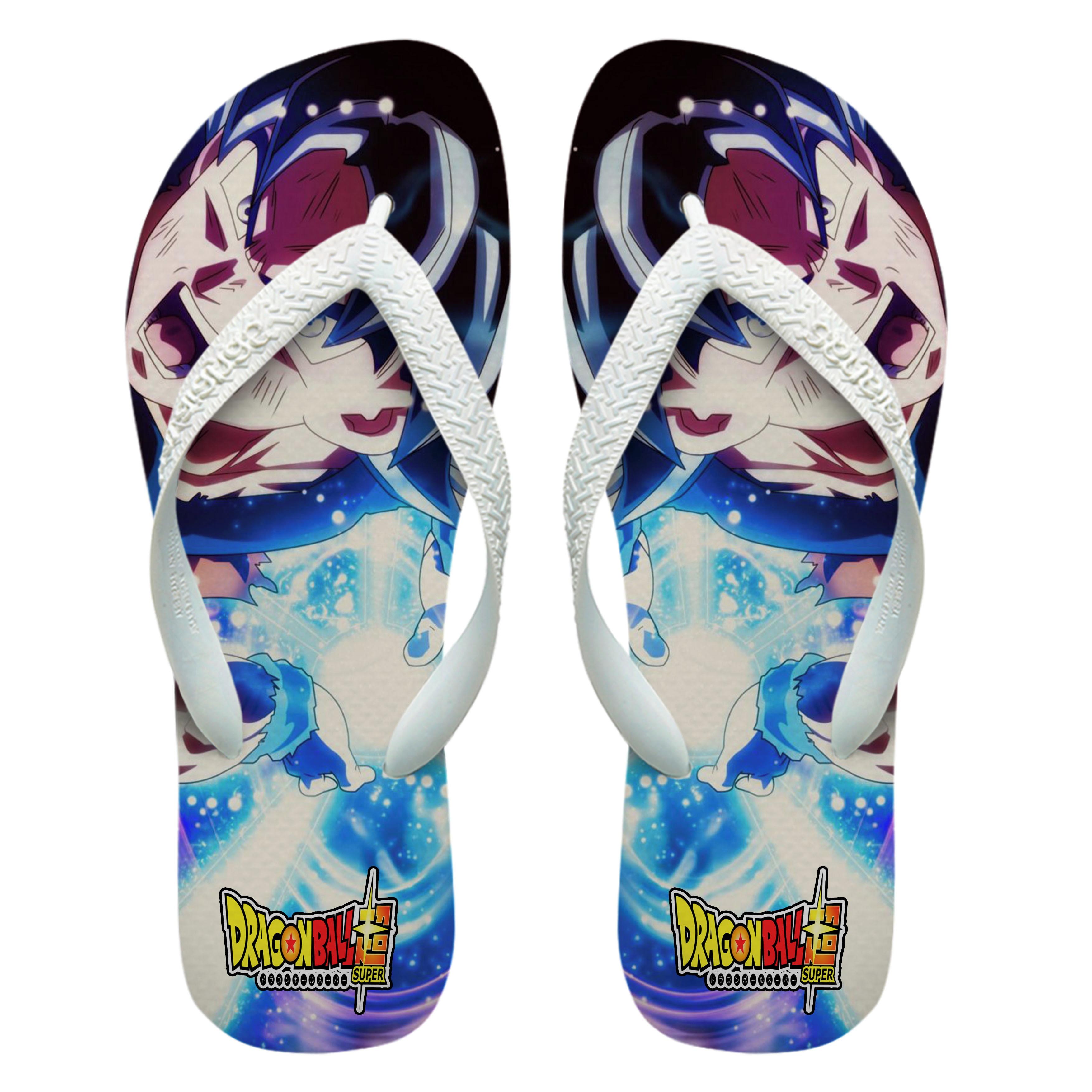 998e392a04577a Chinelos Personalizados Havaianas Dragon Ball Goku [7]