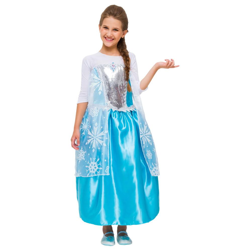 40d1e0669151db Fantasia Elsa Adulto | Elo7