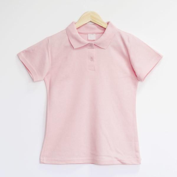 9368b044ee77d Camisa Gola Pólo em Crochê para Bebê