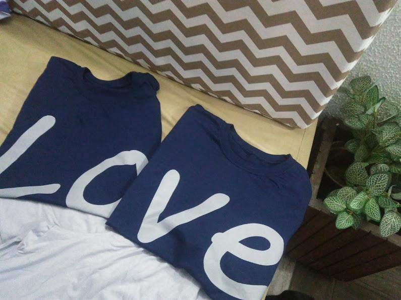 09227fa04643ac KIt pijama casal Love