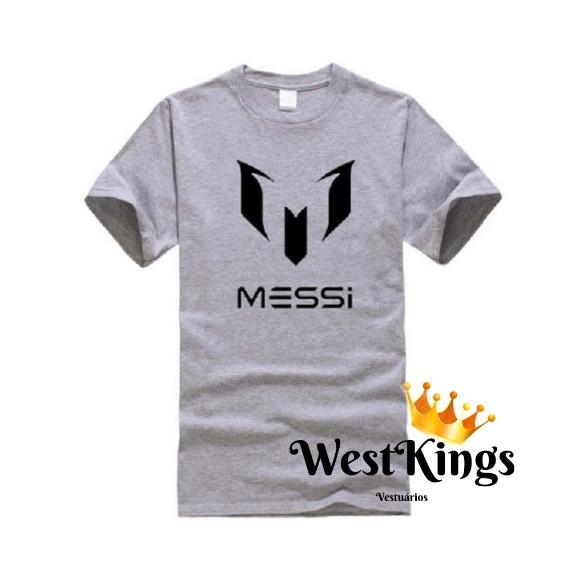 3877d4ea1d Blusa Messi 10 | Elo7