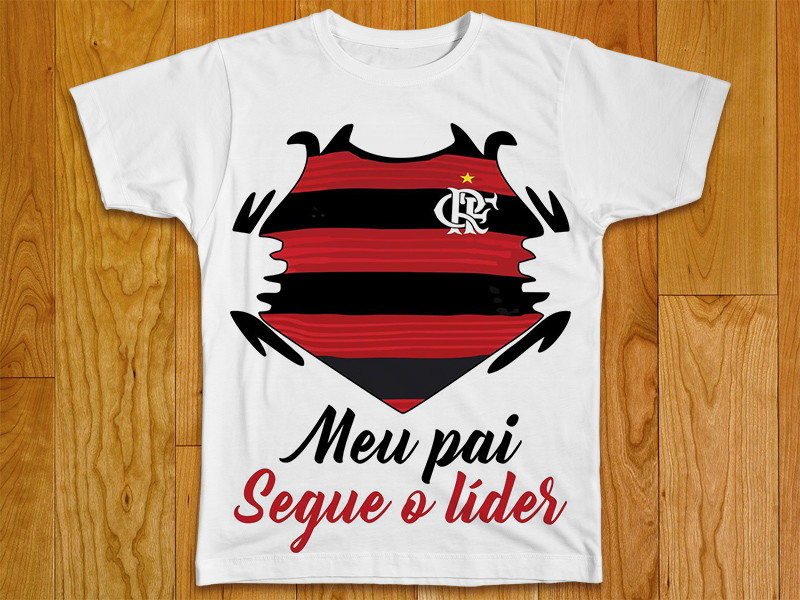 cbf84cb015 Camisa Segue o Lider | Elo7