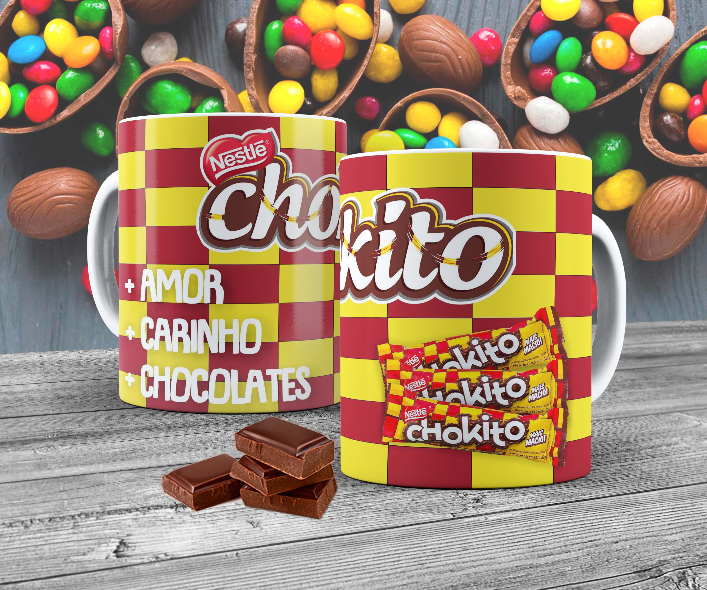 f40852bbdf719 Caneca Porcel Personalizada C Chocolate