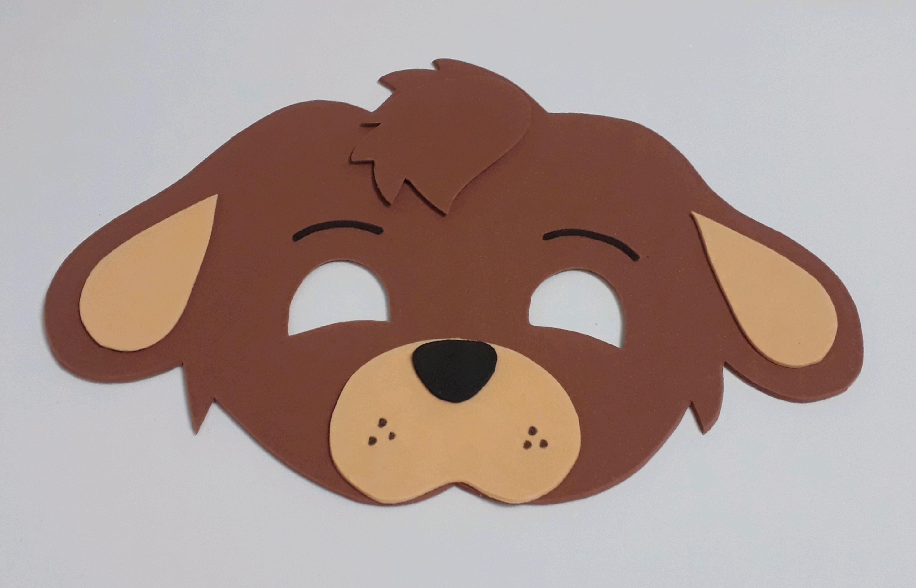 Mascara Cachorro No Elo7 Joao Maria Eecc21