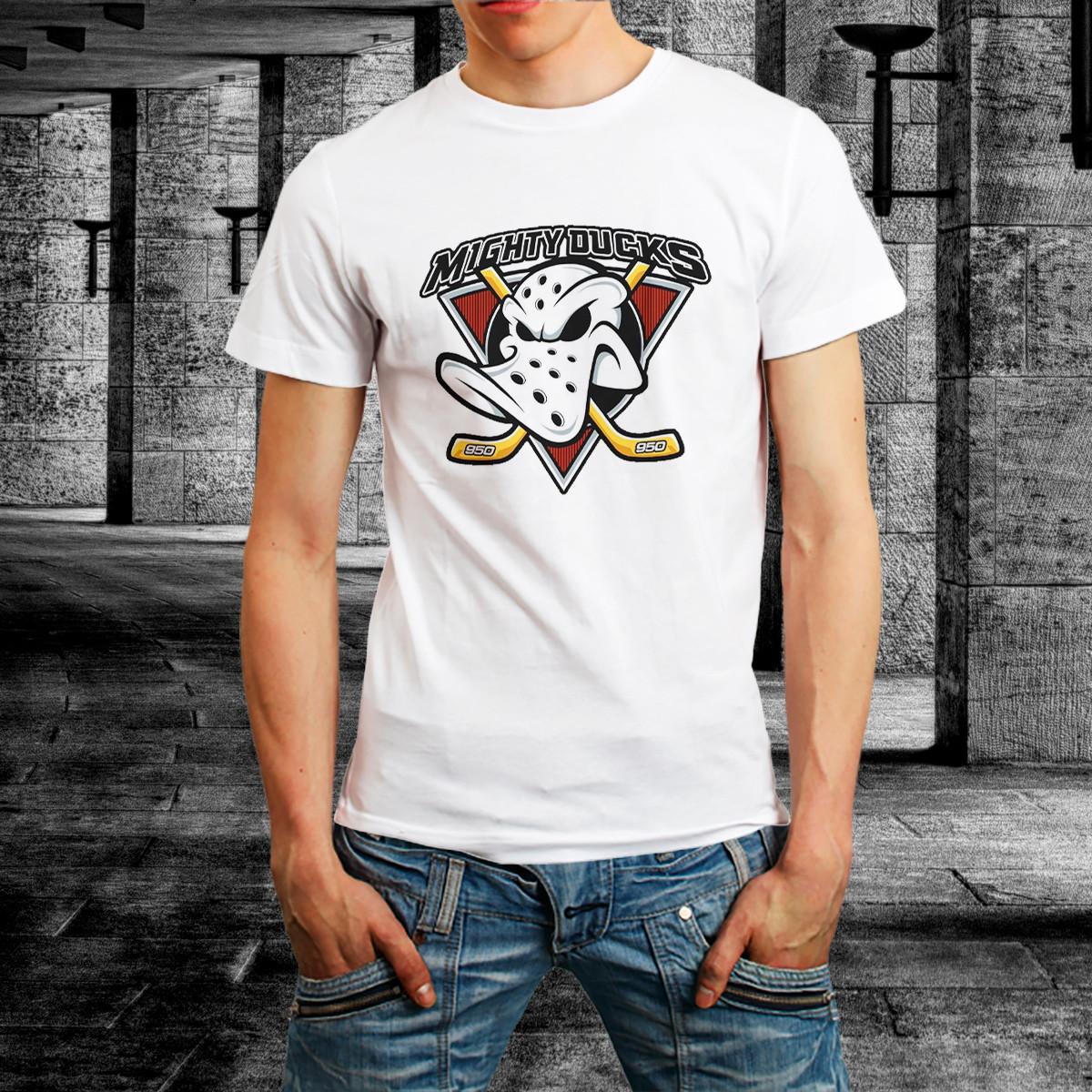 c2263c127 Camiseta Mighty Ducks Camisa Hockey NHL Personalizada no Elo7 ...