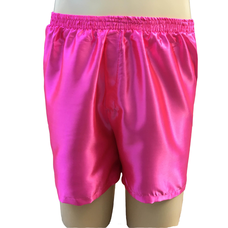 525c269e6e4e5f Samba Canção Seda Cueca Seda Atacado Cor Pink