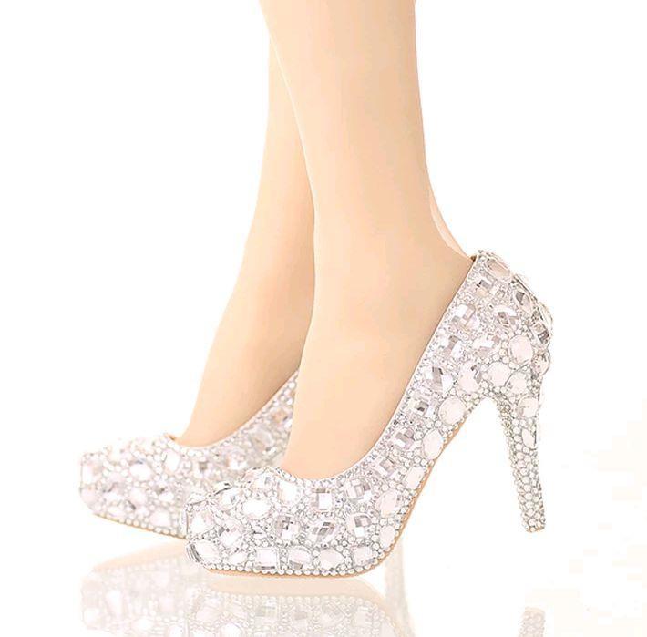 95a257cb7 Sapato Pedraria | Elo7