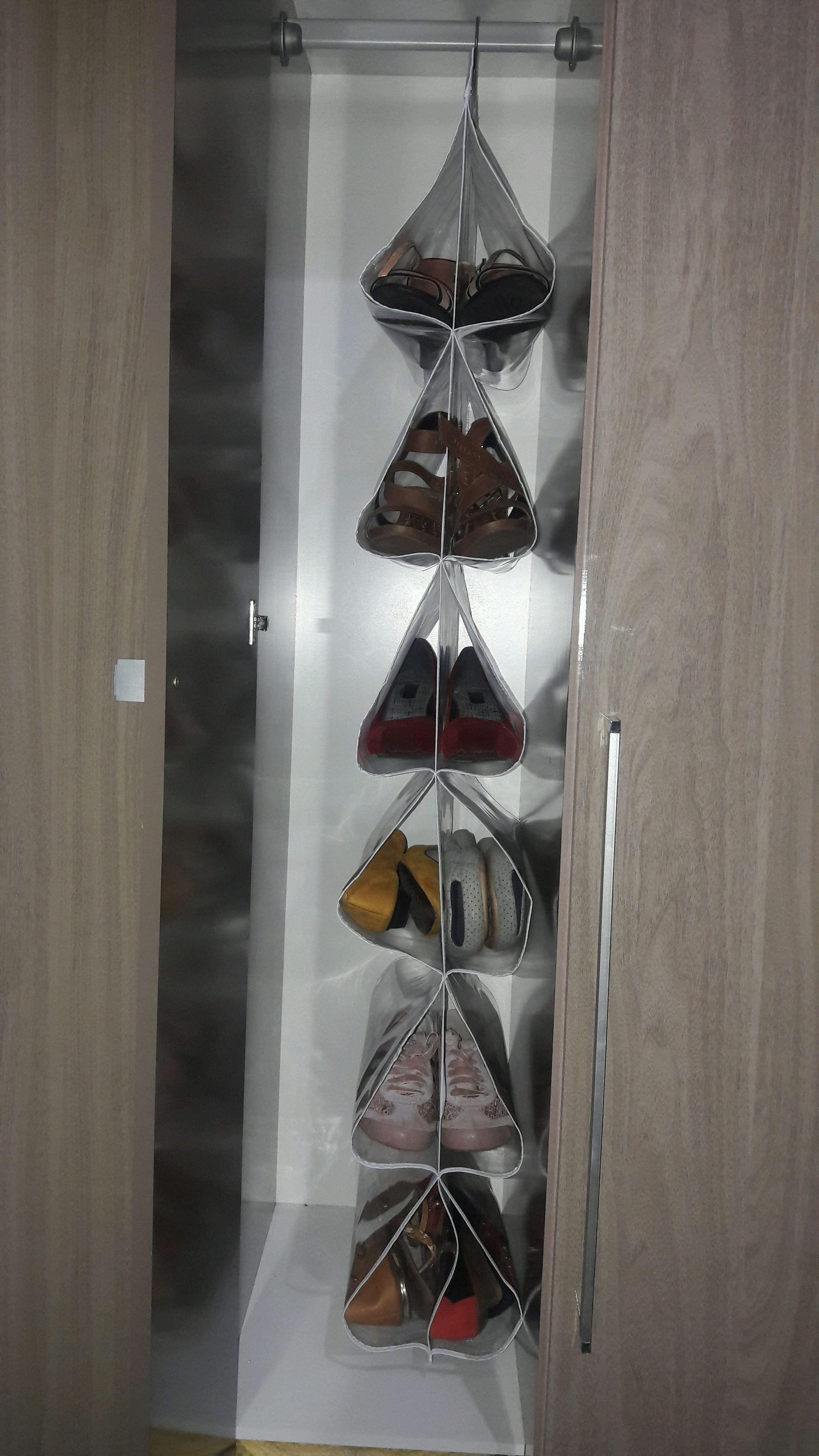 f5a1e4297 Organizador de Sapatos Vertical | Elo7