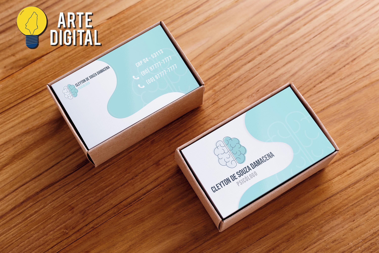 d3ab2cf2d Cartão de Visita Personalizado BELEZA - Arte Digital no Elo7 | Ana Lopes  Designer (F4E29E)