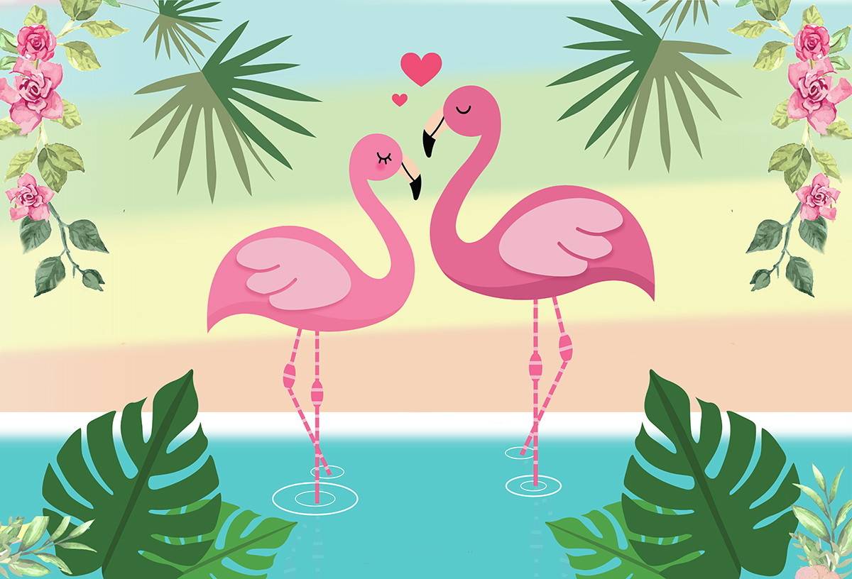 Festas Flamingo Elo7