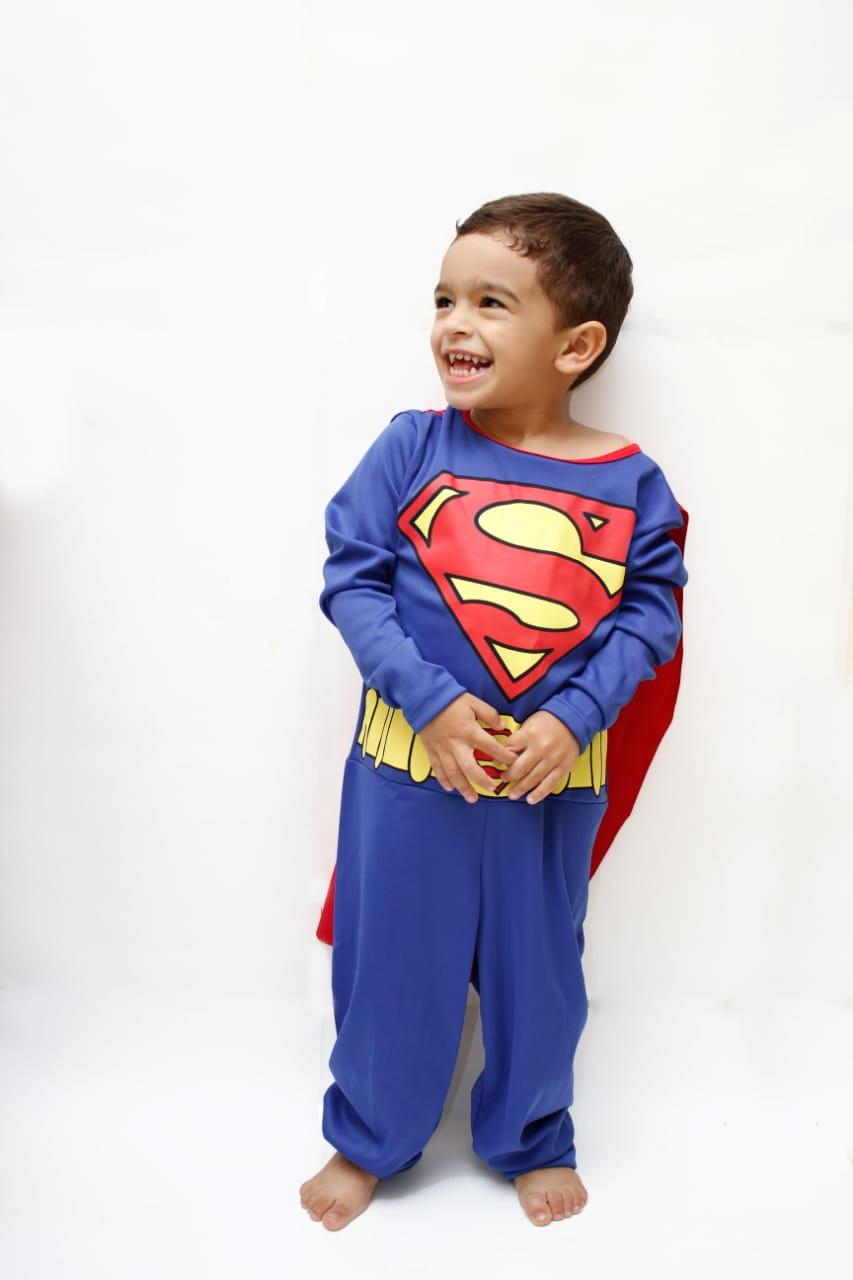 9615c4e42a9049 Fantasia Superman | Elo7