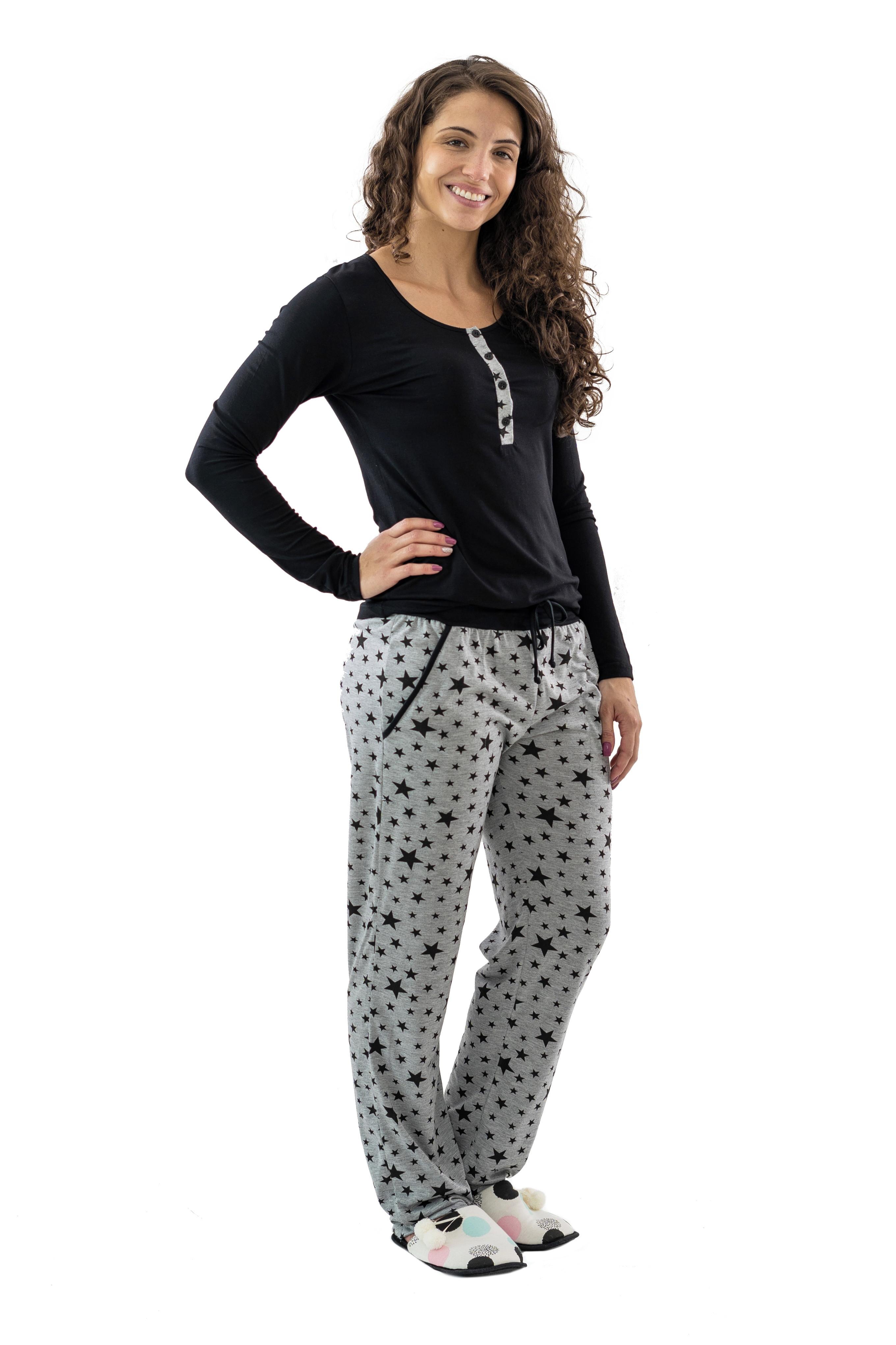 33451e6d183d9b Pijamas para Gestantes   Elo7