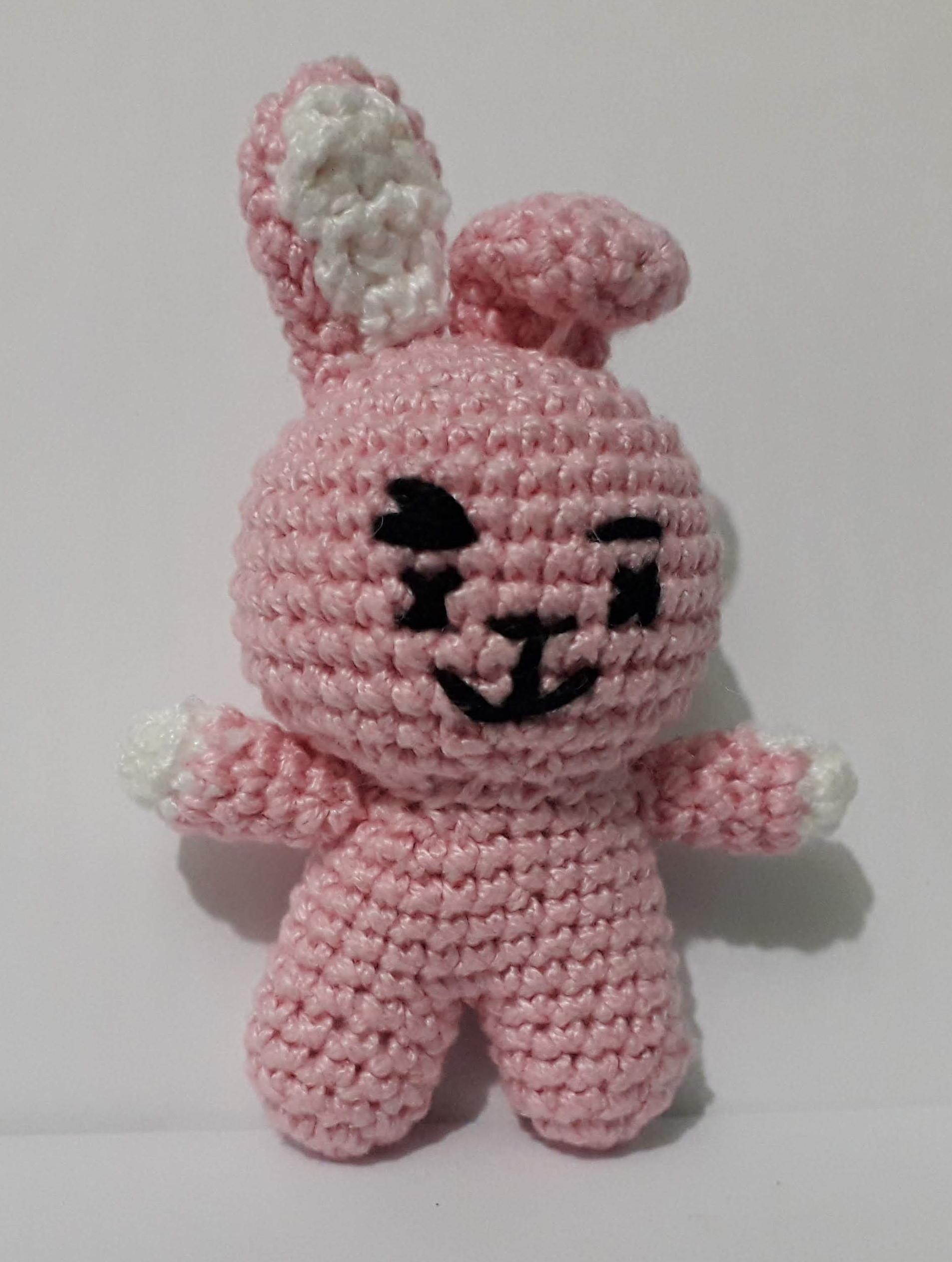 Crochet pettern Bt21 Cooky | ARMY's Amino | 2527x1906