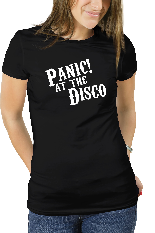 9e08d05e68 Camiseta Banda Panic At The Disco | Elo7