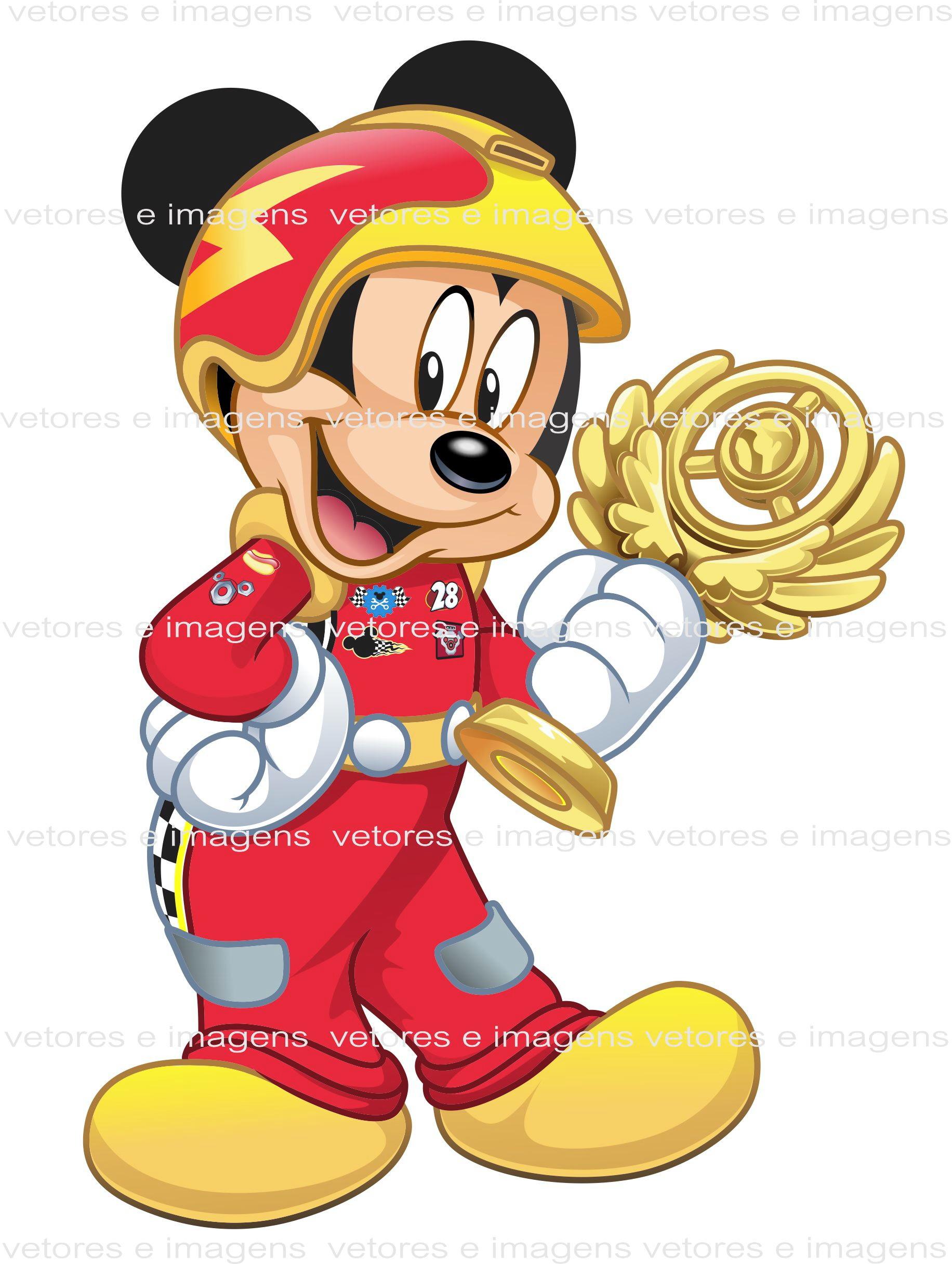 Mickey Sobre Rodas Vetor E Imagens Corel Pdf Png No Elo7 Mr