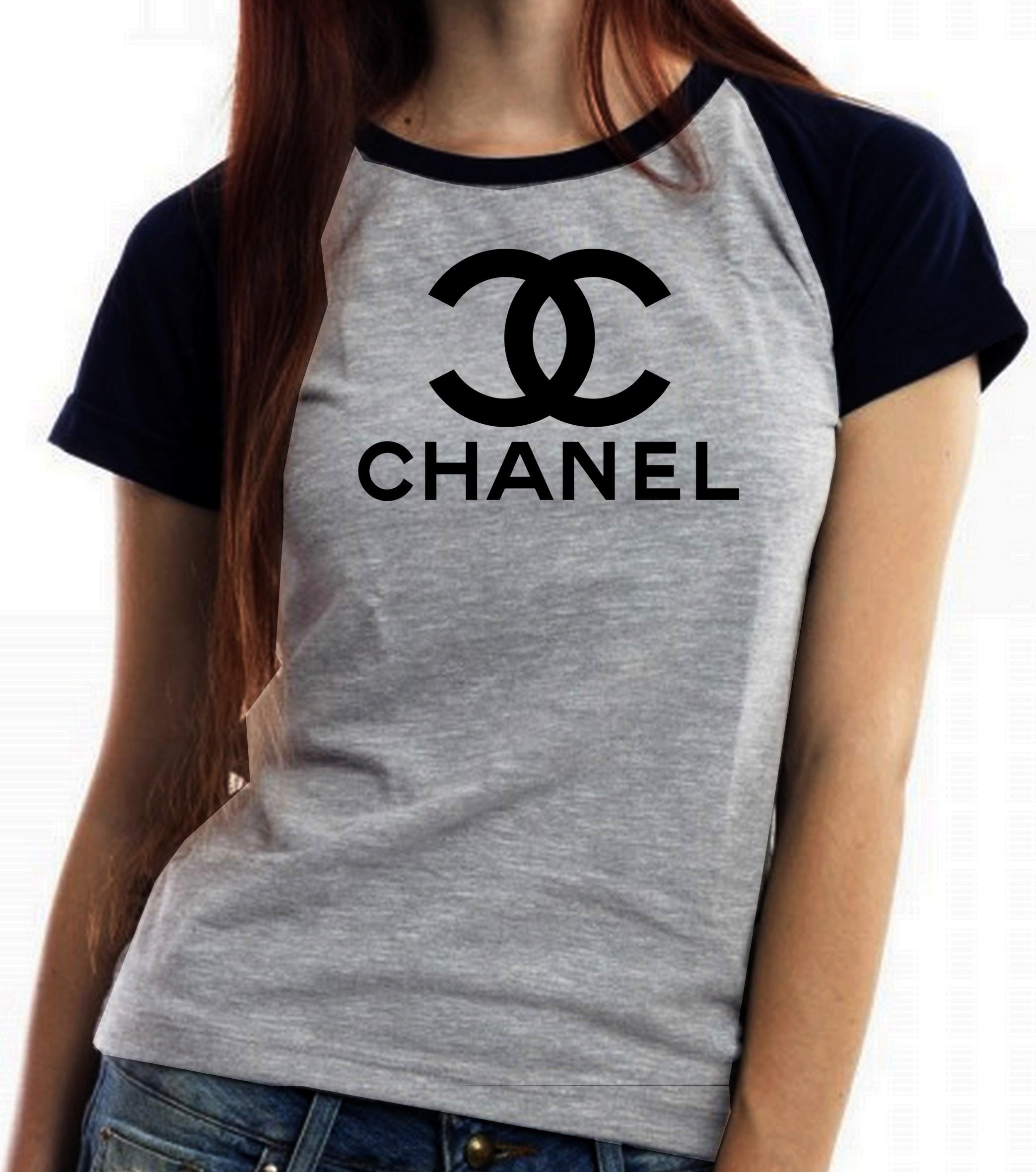 Boutique en ligne e7531 3c5a6 Blusa Chanel Bebe | Elo7