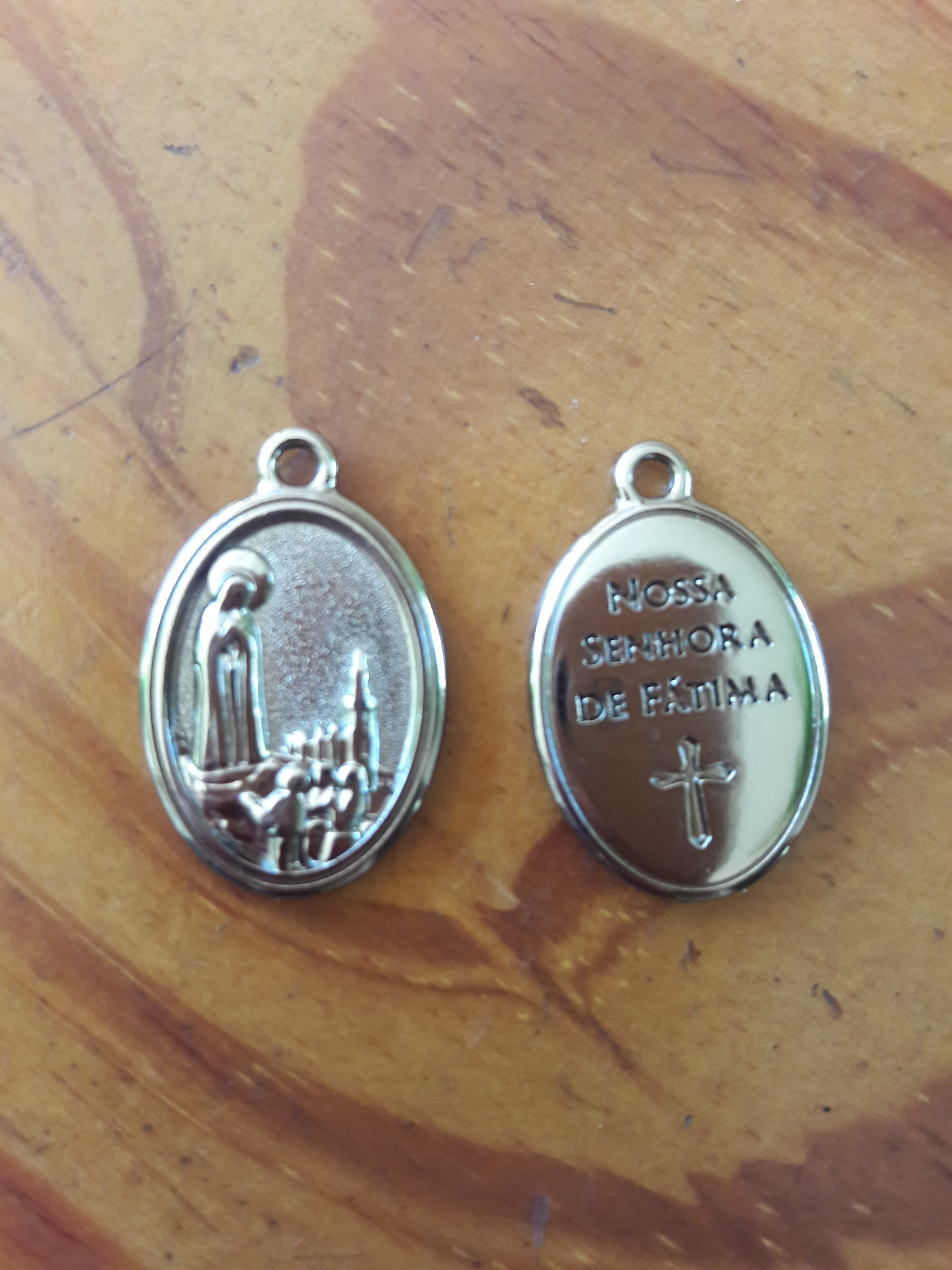 c116965551d Medalha Santa Faustina | Elo7
