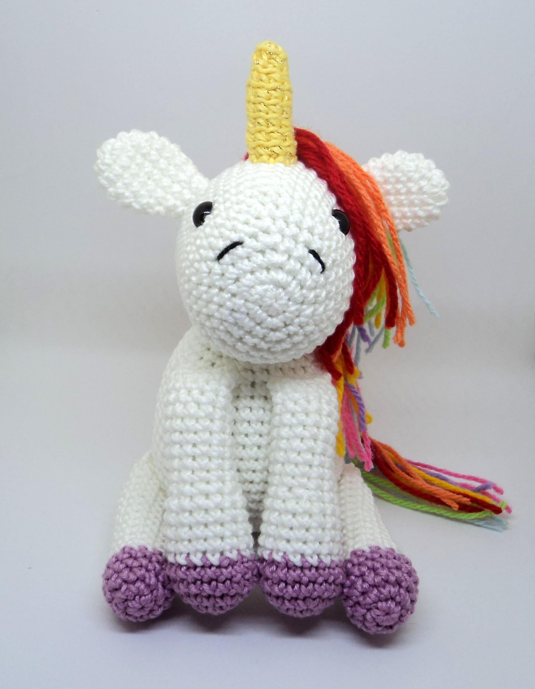 Amigurumi unicornio | Amigurumi unicornio, Amigurumis unicornio ... | 2265x1759