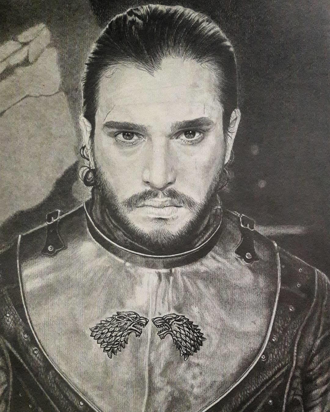 Game Of Thrones Jon Snow No Elo7 Luiz Aguiar Neto F7fde2