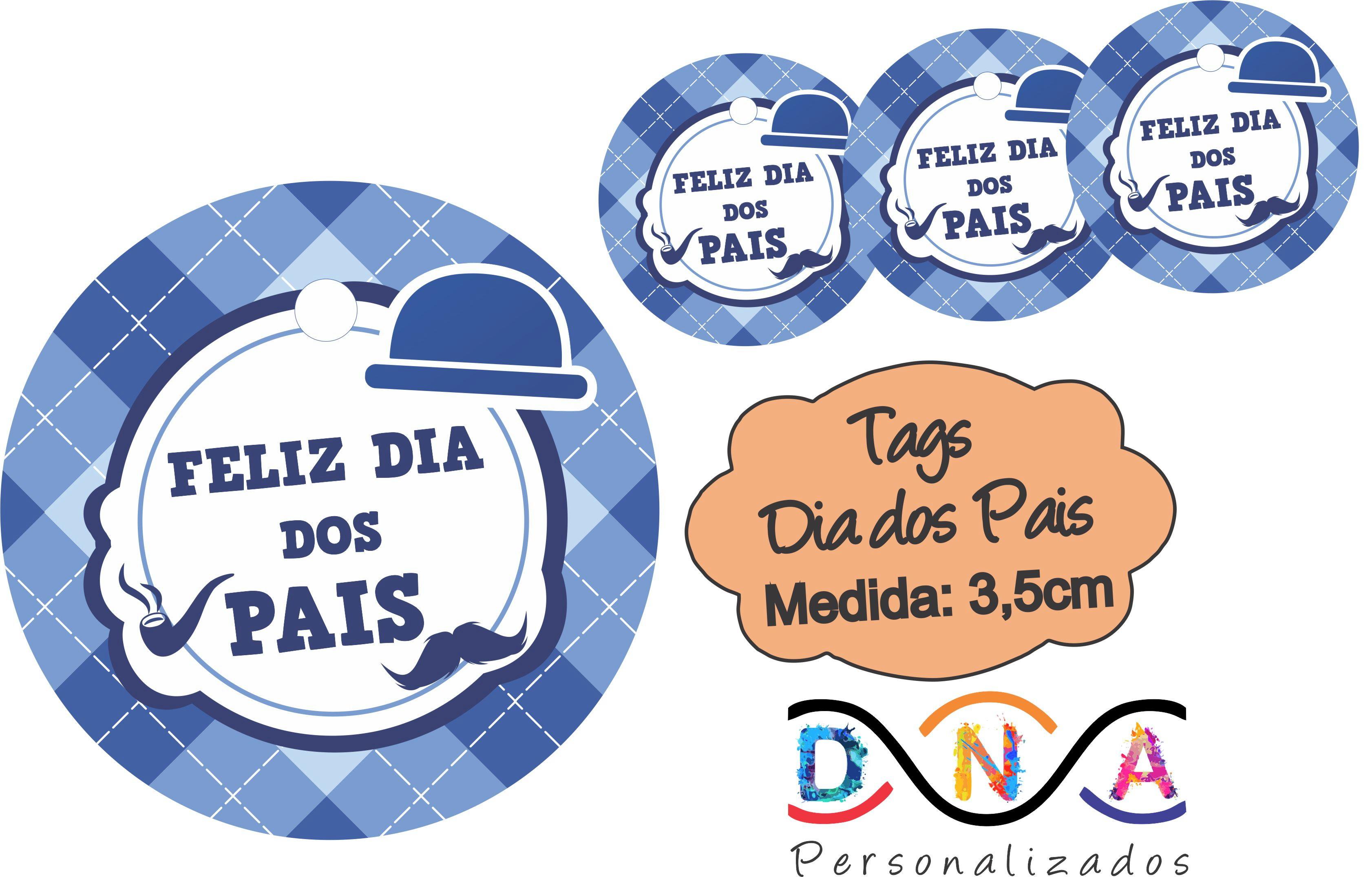 Tag Feliz Dia Dos Pais No Elo7 Dna Personalizados F862d9