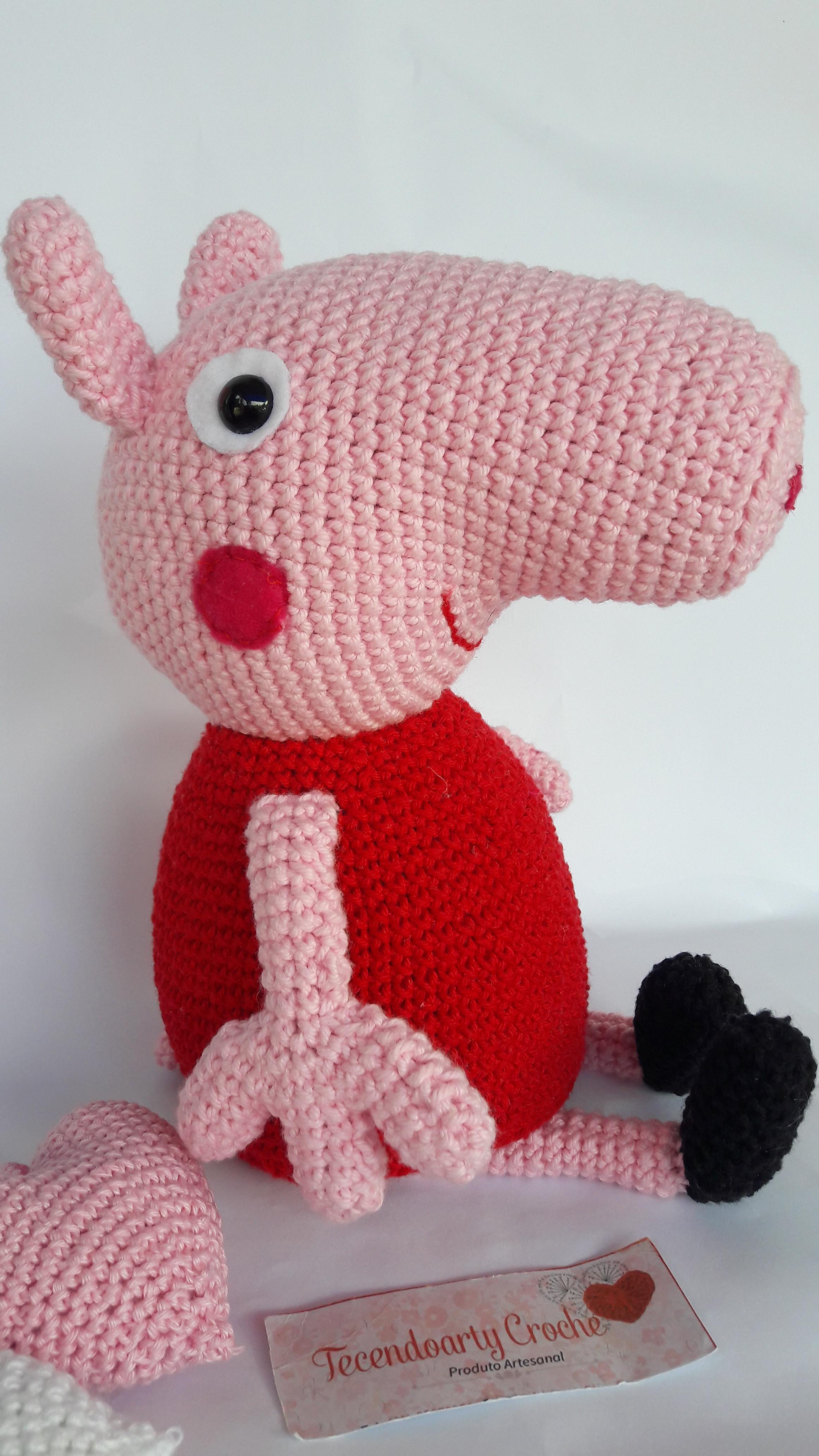 Amigurumi Peppa Pig +de 30 Modelos para Inspirar   Coelho de ...   4128x2322
