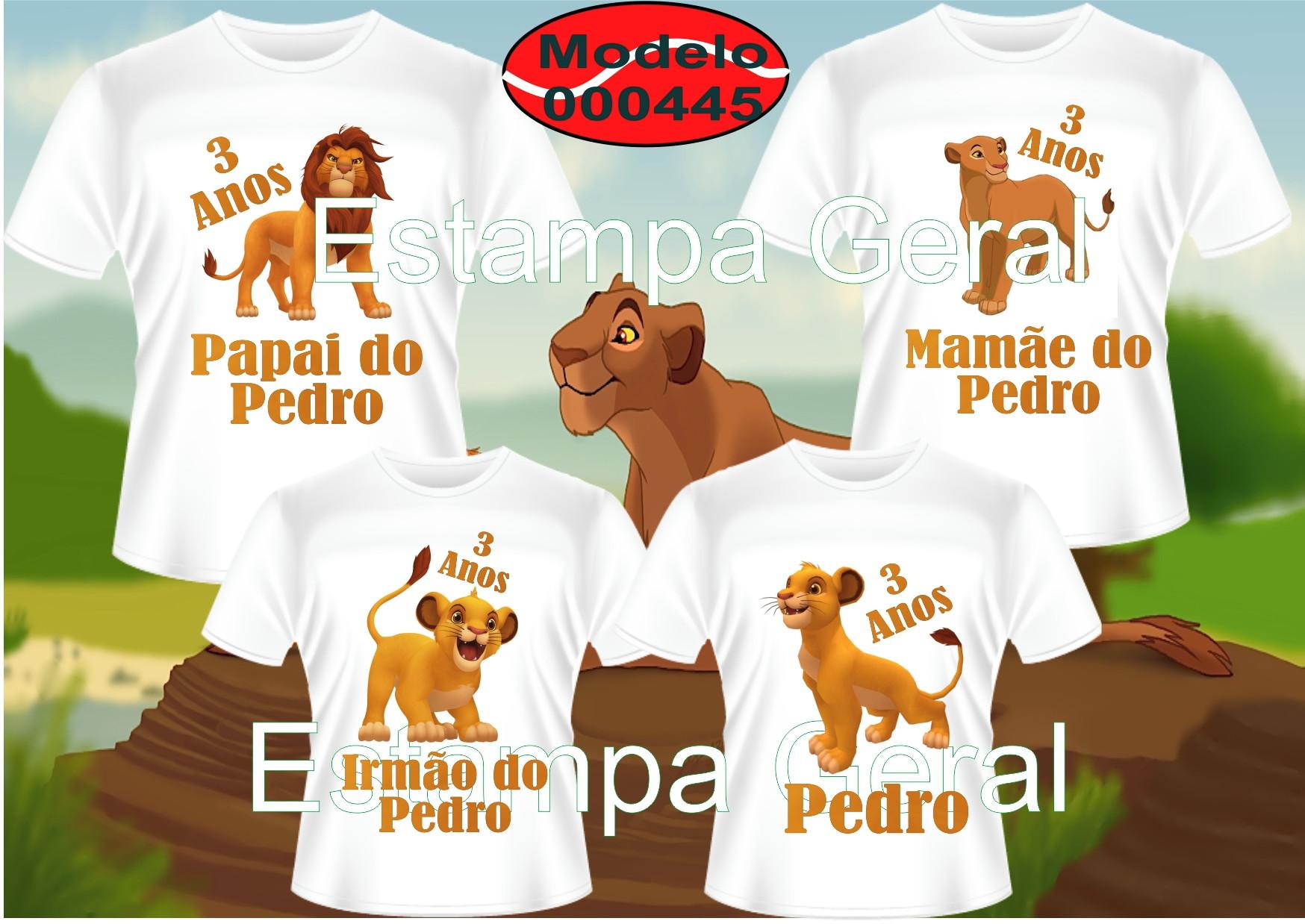 6fa50eb56a643f Camisetas Personalizadas Aniversario   Elo7