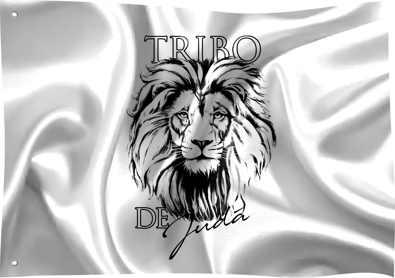 Bandeira Personalizada Animal Leao De Juda Selva Rei 02 No Elo7