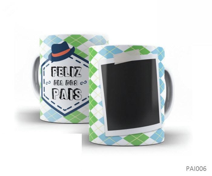 Caneca Personalizada Presente Dia Dos Pais Com Frase E Foto