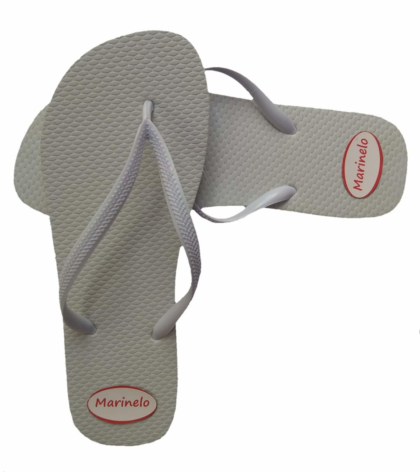 1565f079ac9d5c 20 pares chinelo sandália tipo havaianas bordar personalizar