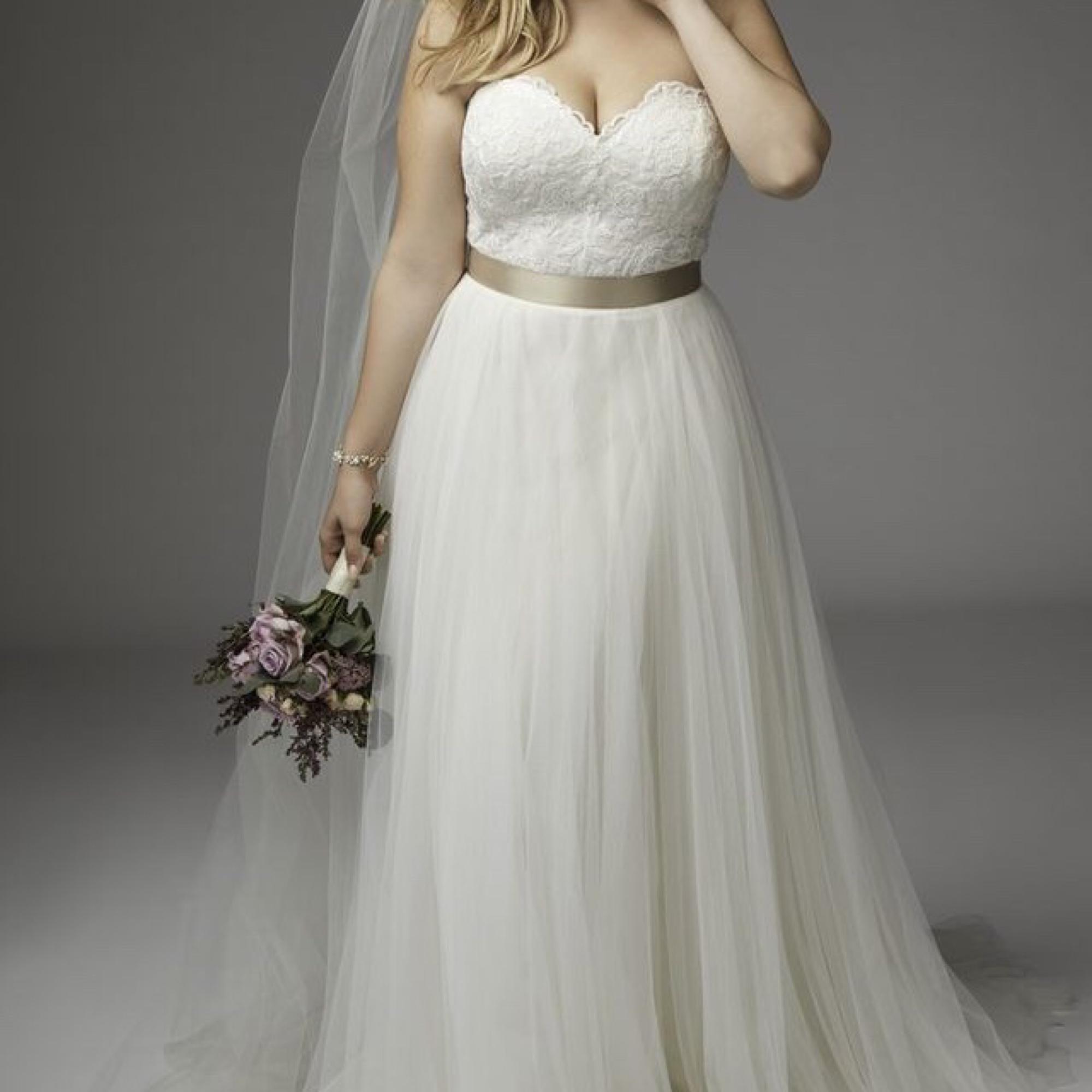 Vestido De Noiva Plus Size Elo7