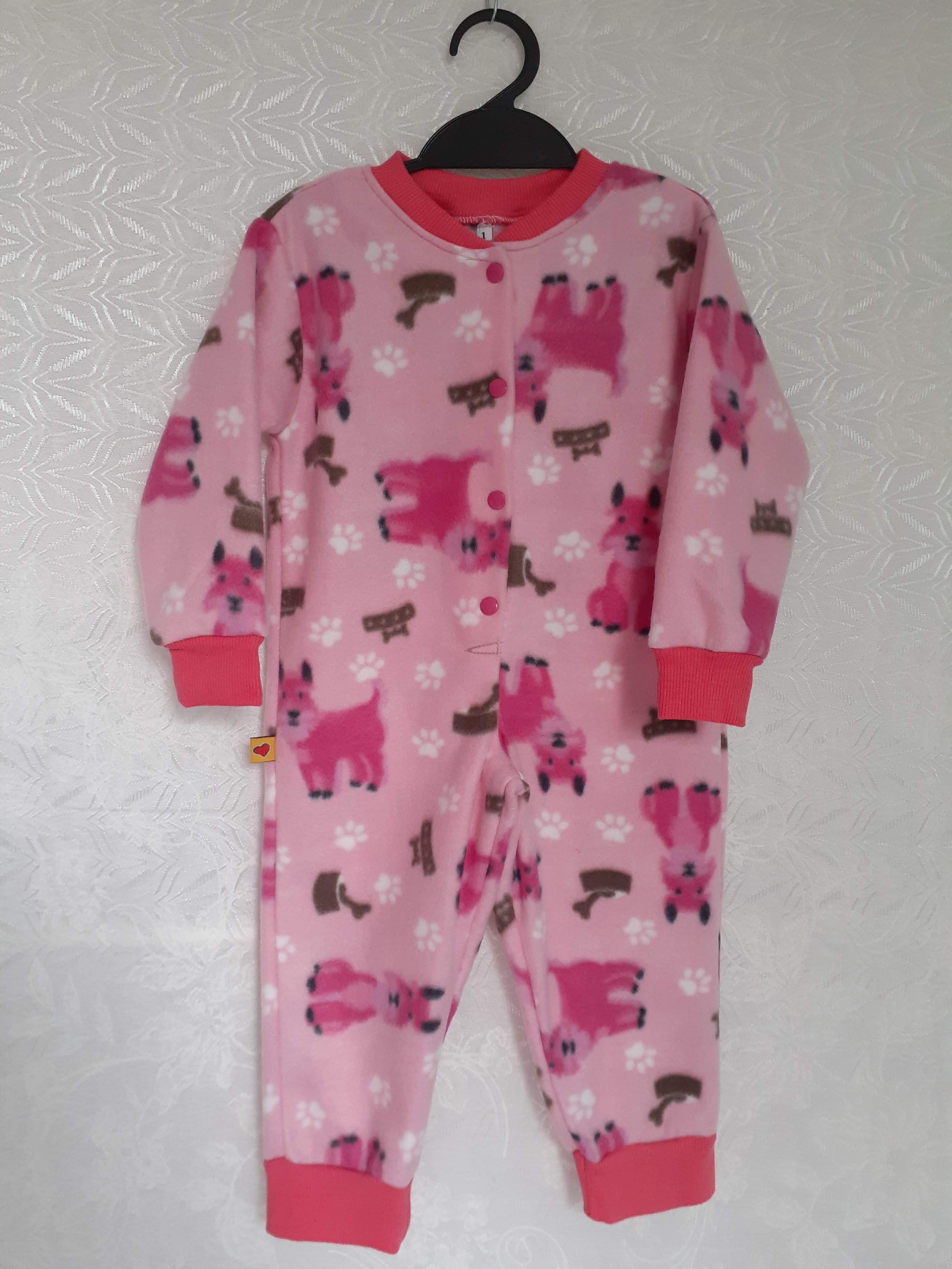 7880a484ccbecd Macacão Pijama Soft com zíper Tam.01