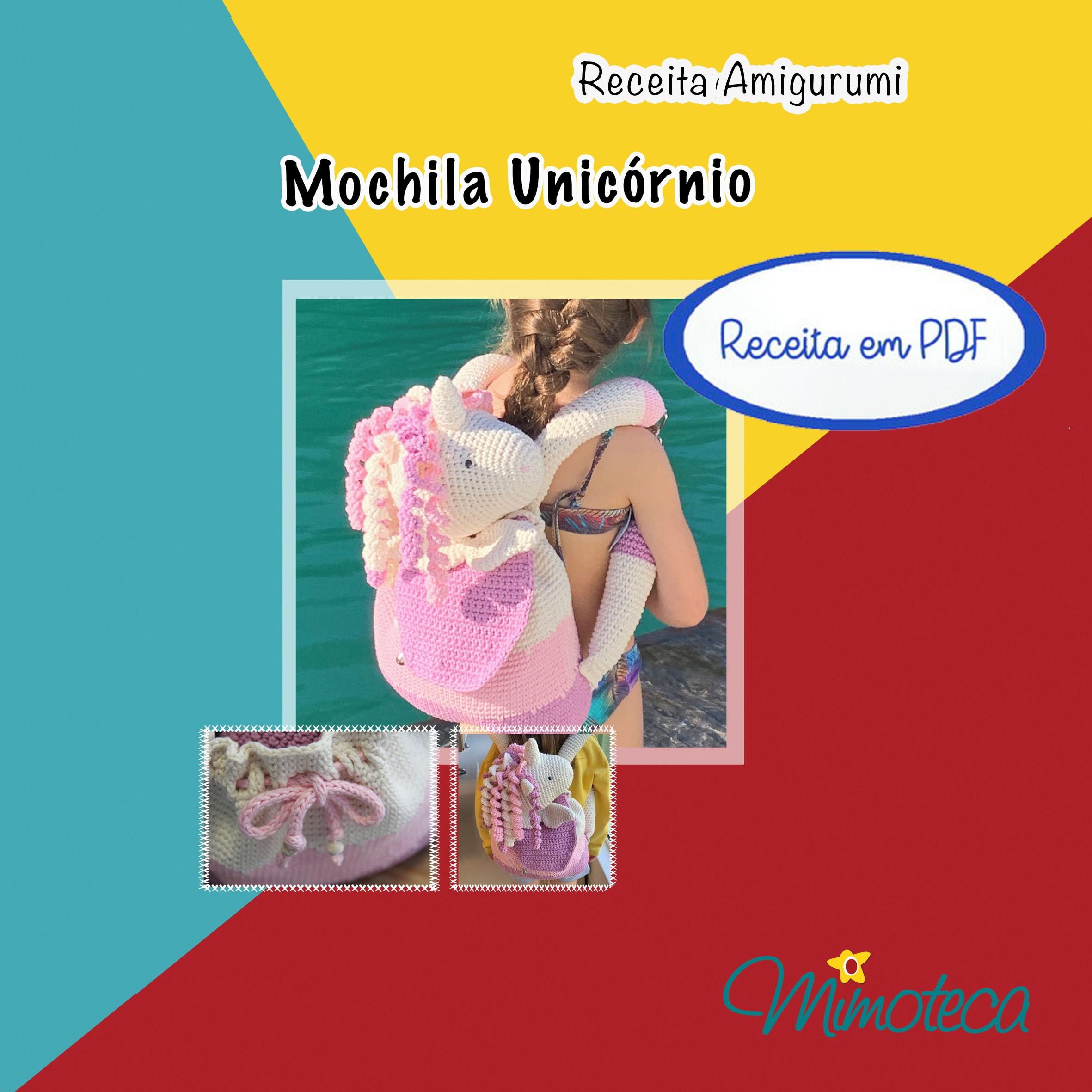 Kit Circulo Amigurumi 8 Unicornio - O Melhor Armarinho em Lãs ... | 2362x2362