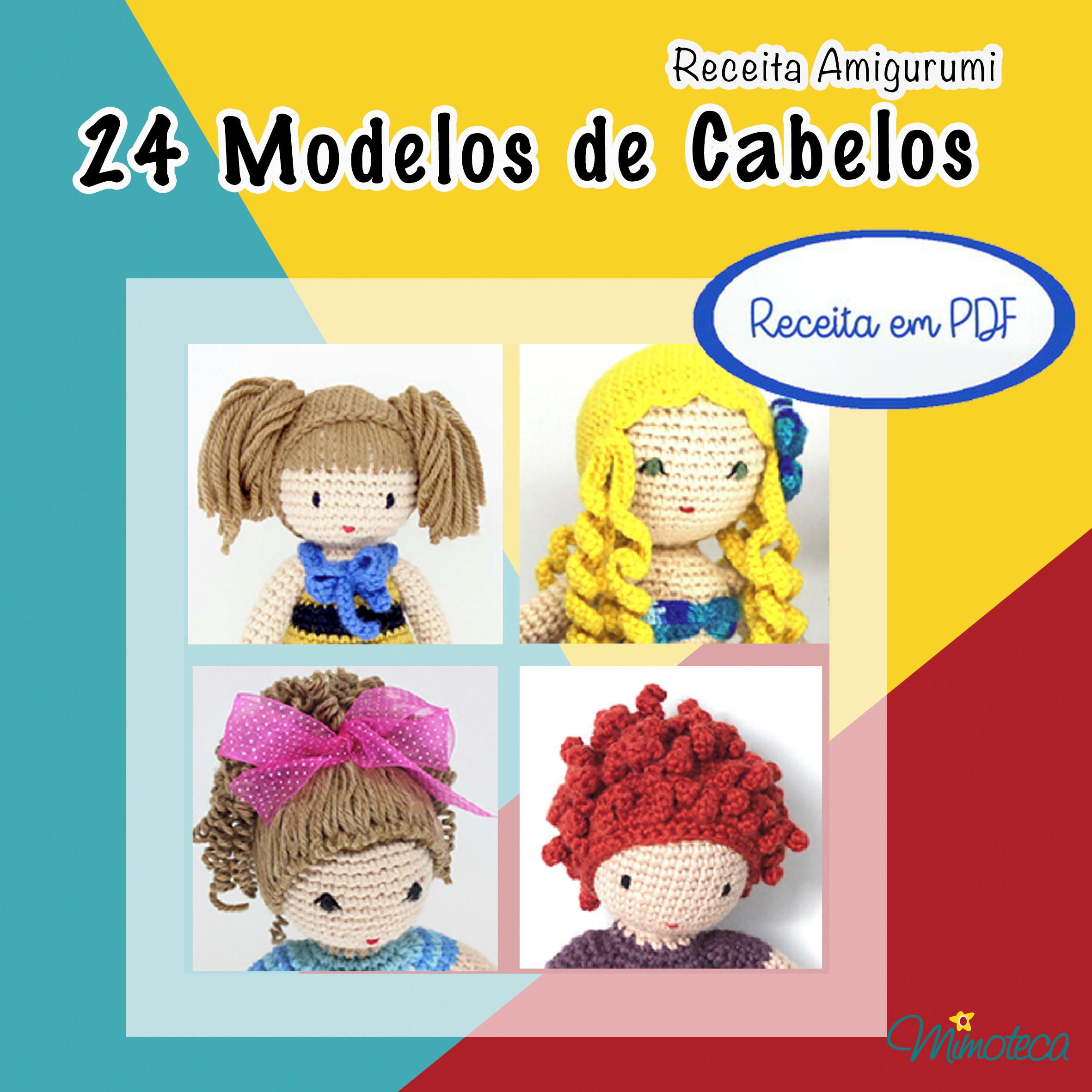 Amazon.com: Amigos Fofinhos Amigurumi Receita de Crochet (Receitas ... | 2362x2362