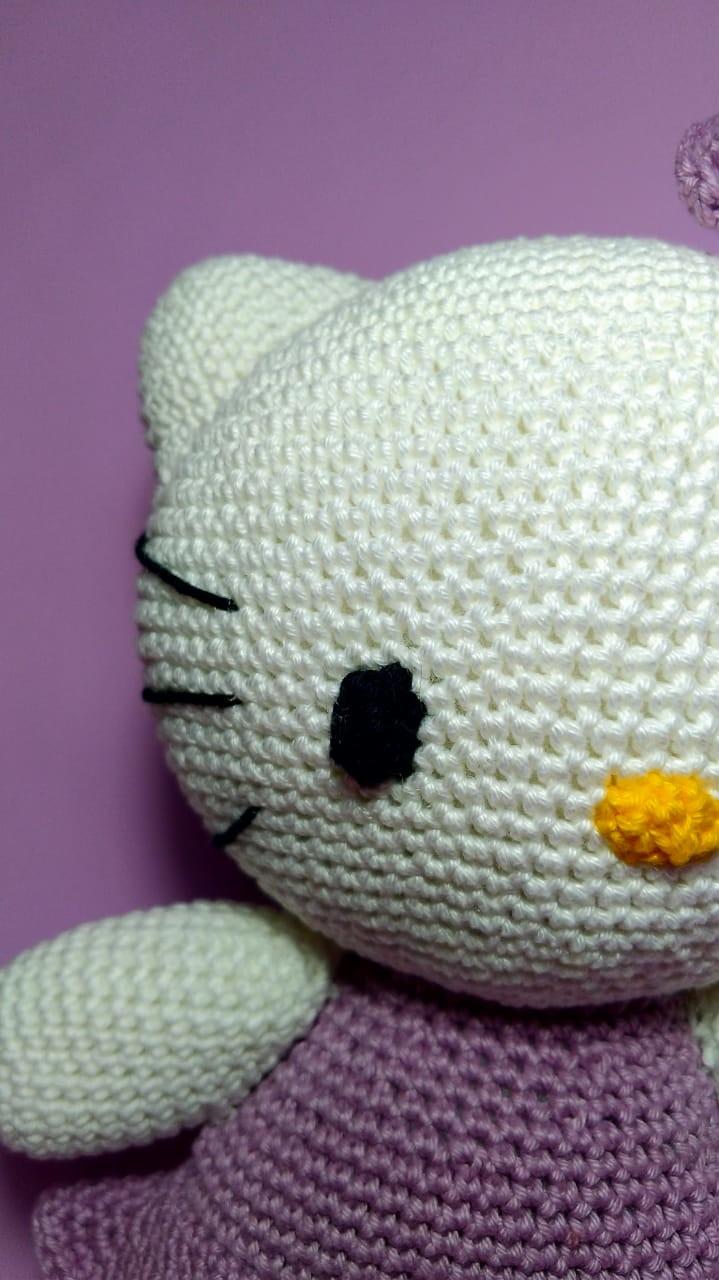 Cinco patrones gratis de amigurumis de Hello Kitty grandecitas ... | 1280x719