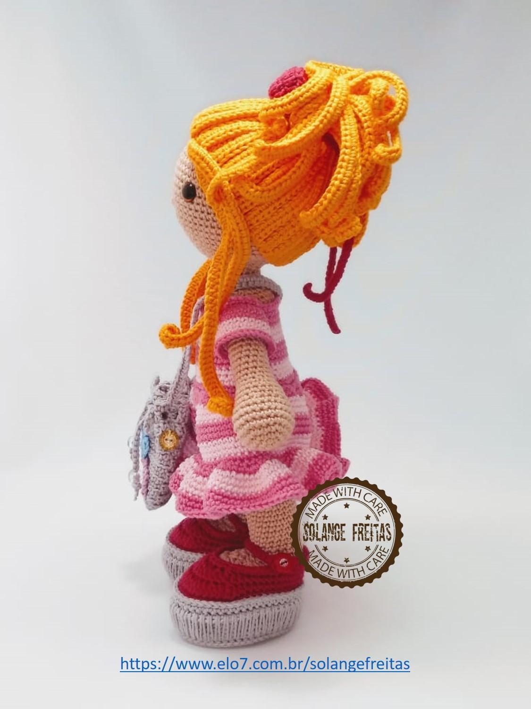 Cabelo de fita de cetim aplicação. Boneca Aninha - YouTube   1500x1125